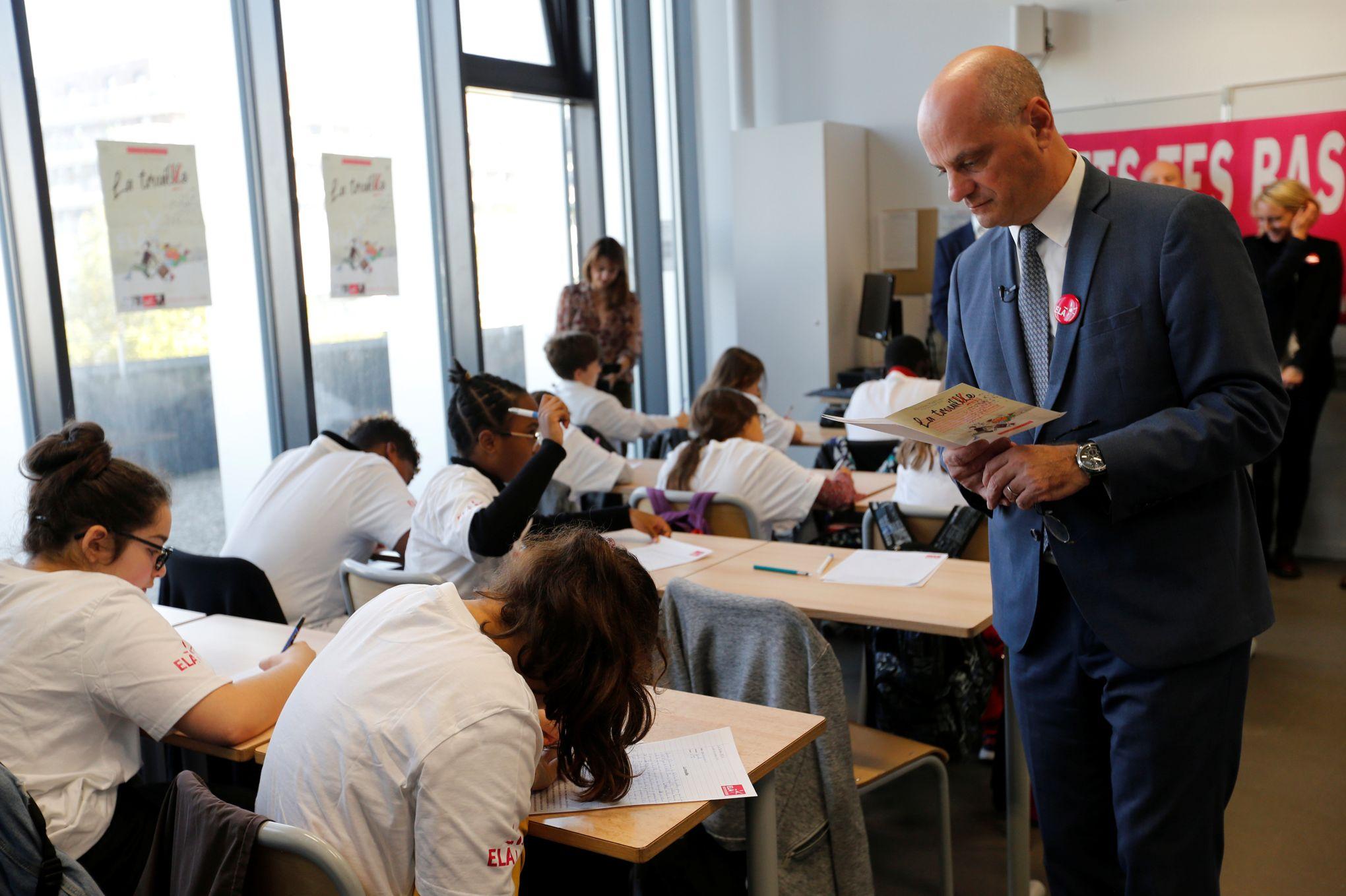 Jean-Michel Blanquer, le ministre des parents… de droite