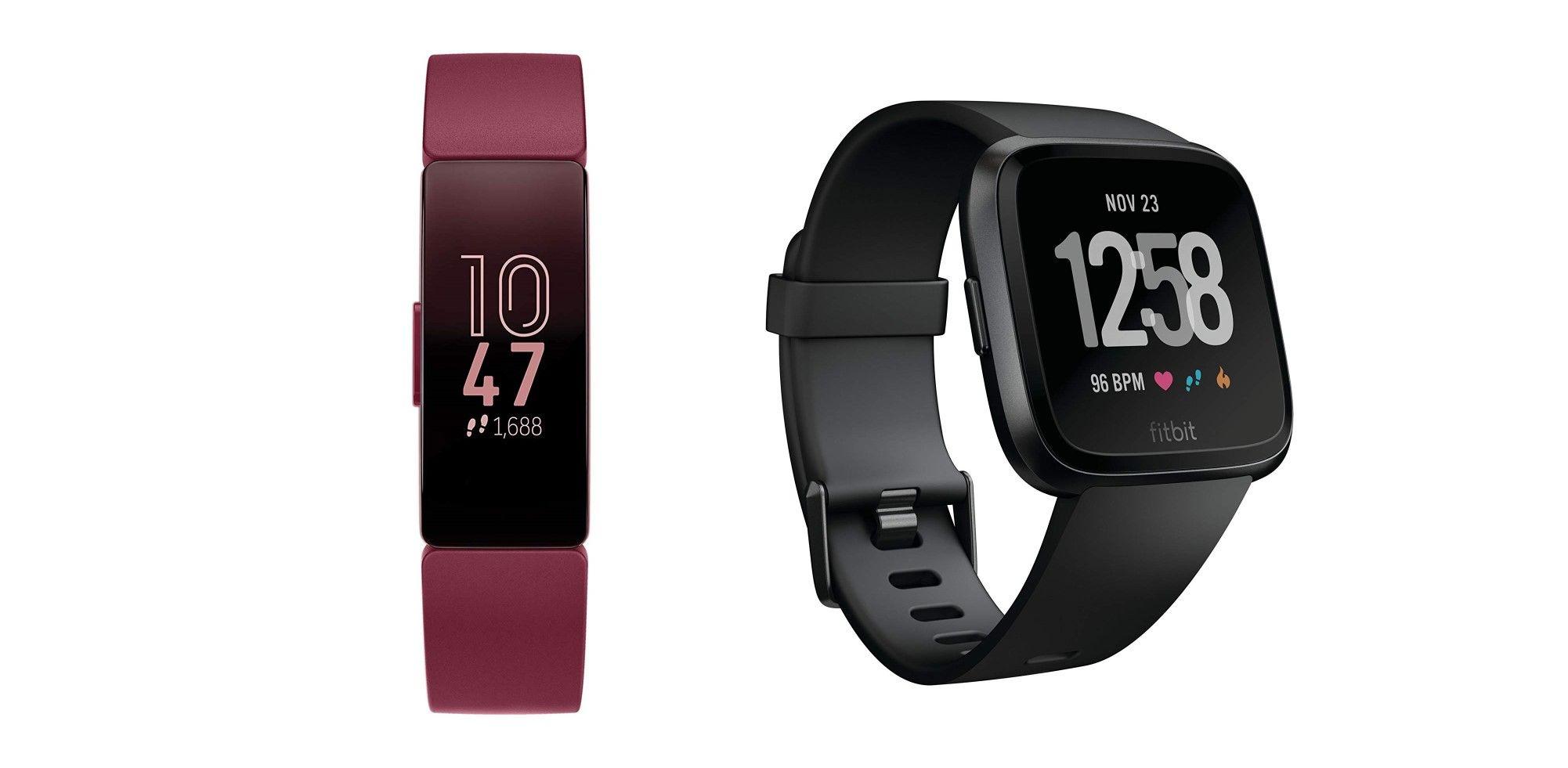 [Bon Plan] Montres connectées Fitbit en promo: une alternative à l'Apple Watch