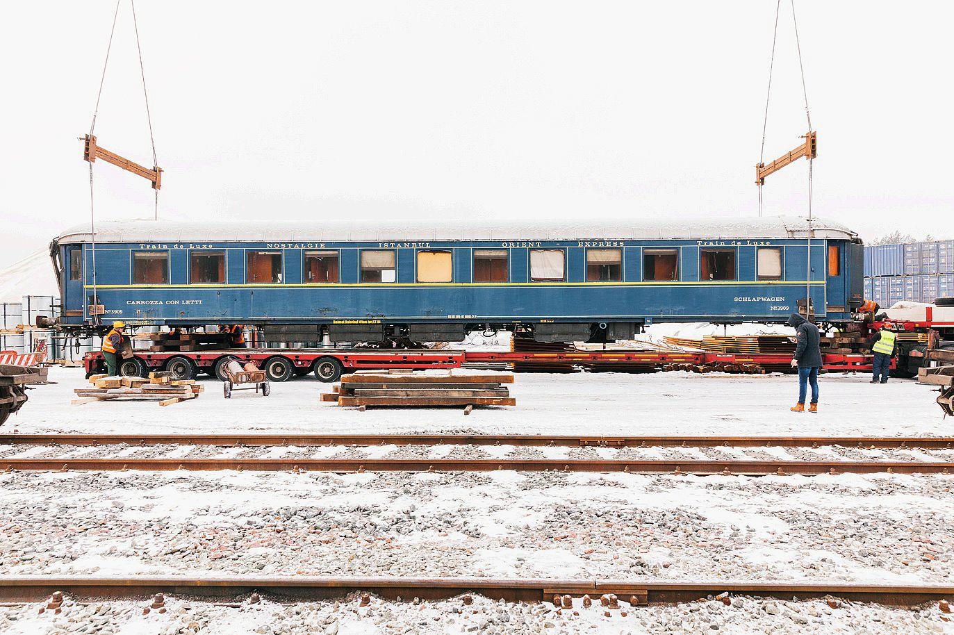 Avec L'Orient Express, Arthur Mettetal remet le train sur les rails du luxe