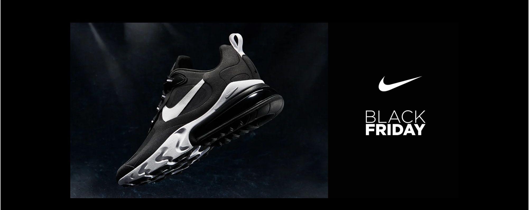 BLACK FRIDAY 2019 Nike: les remises, les dates et les codes