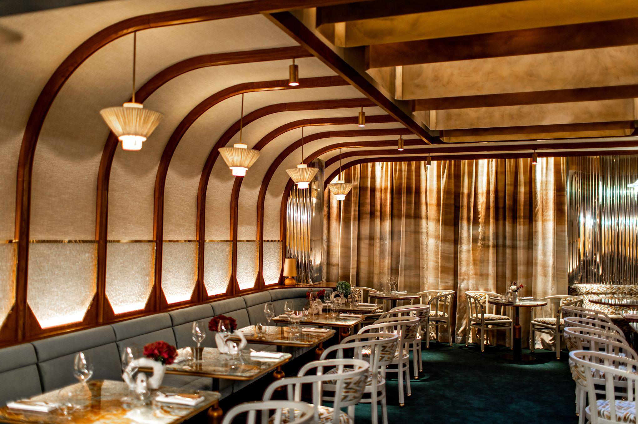 La Scène, un grand restaurant d'aujourd'hui