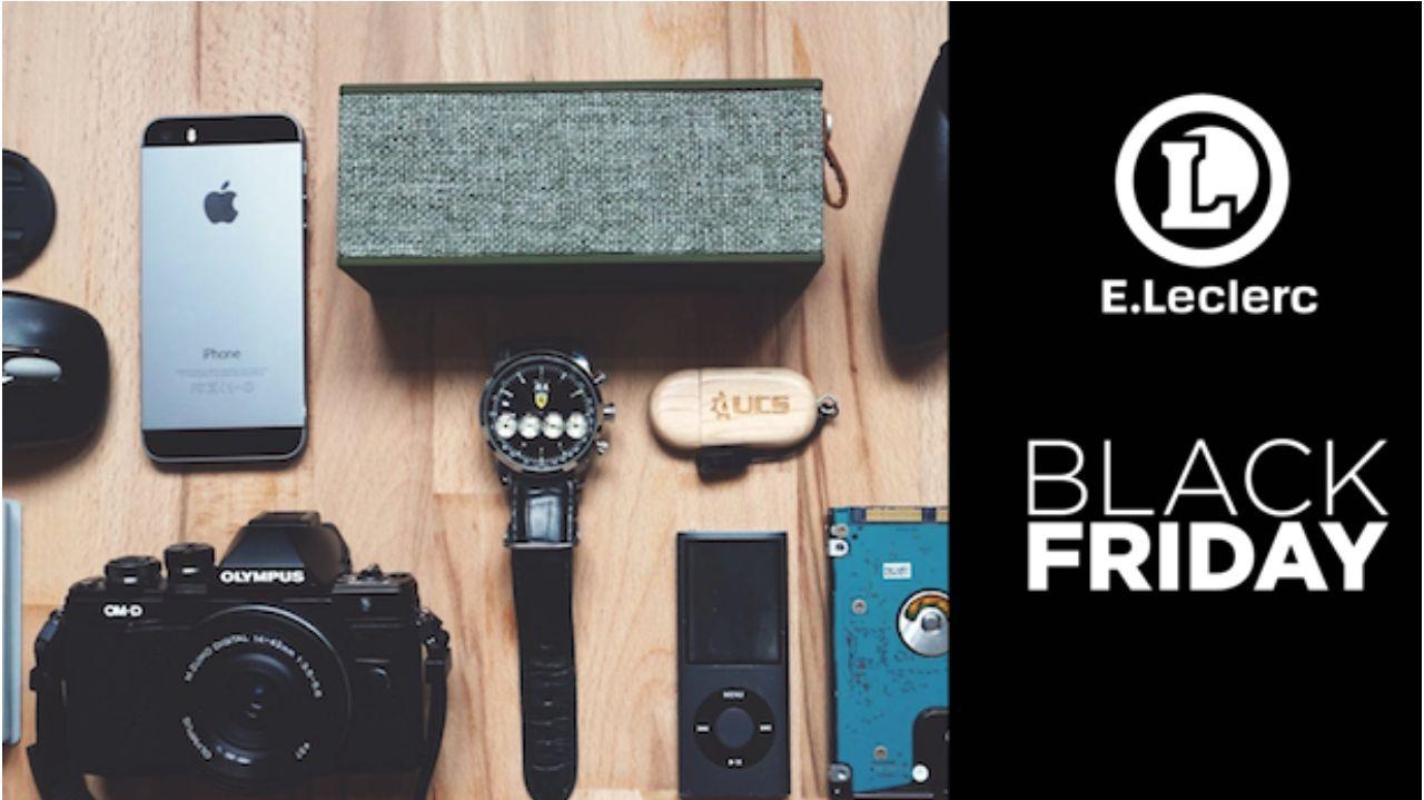 Black Friday 2019 Eleclerc Tous Les Bons Plans Offres Et