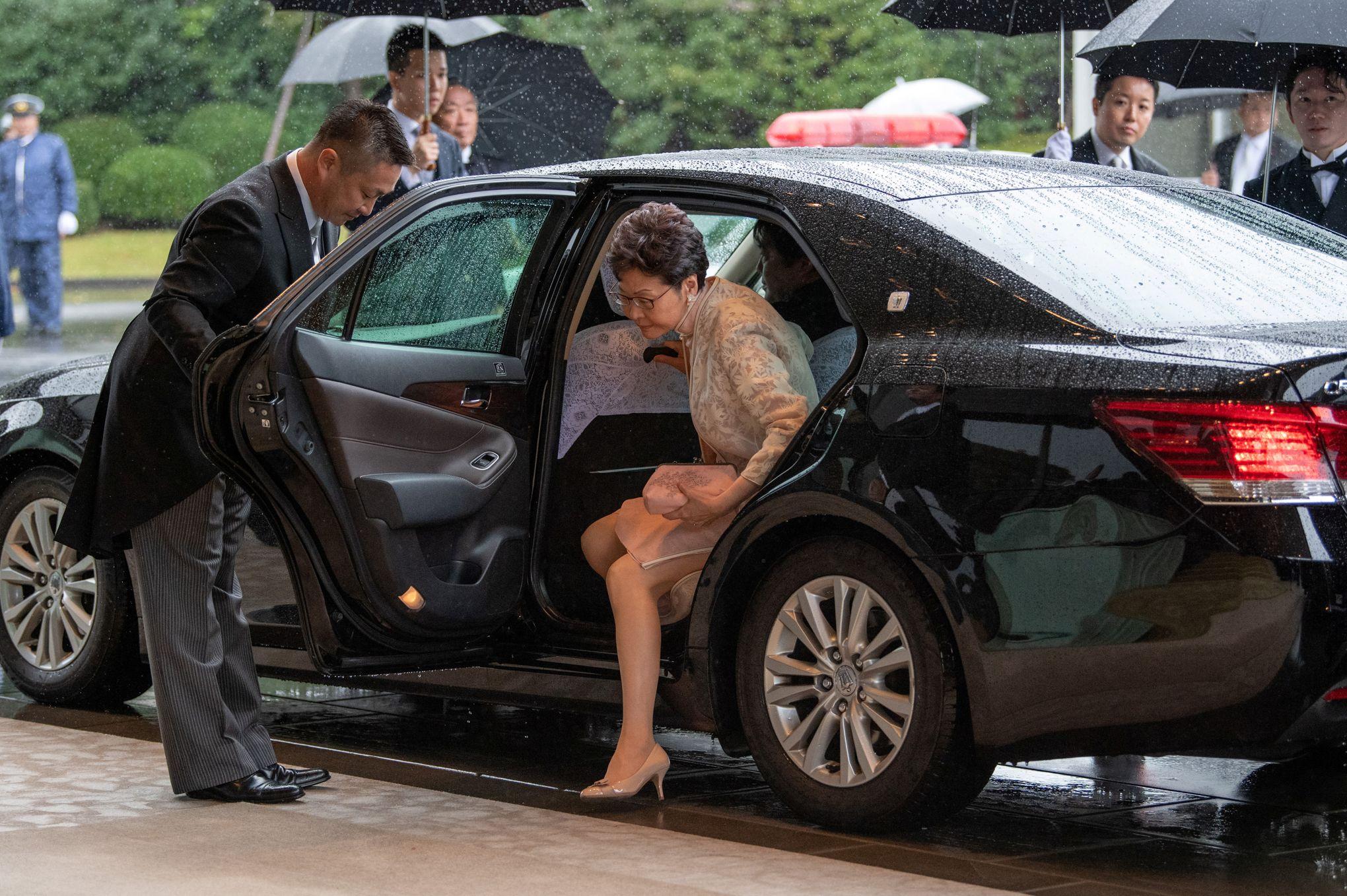 Pékin envisage de lâcher Carrie Lam, à Hongkong