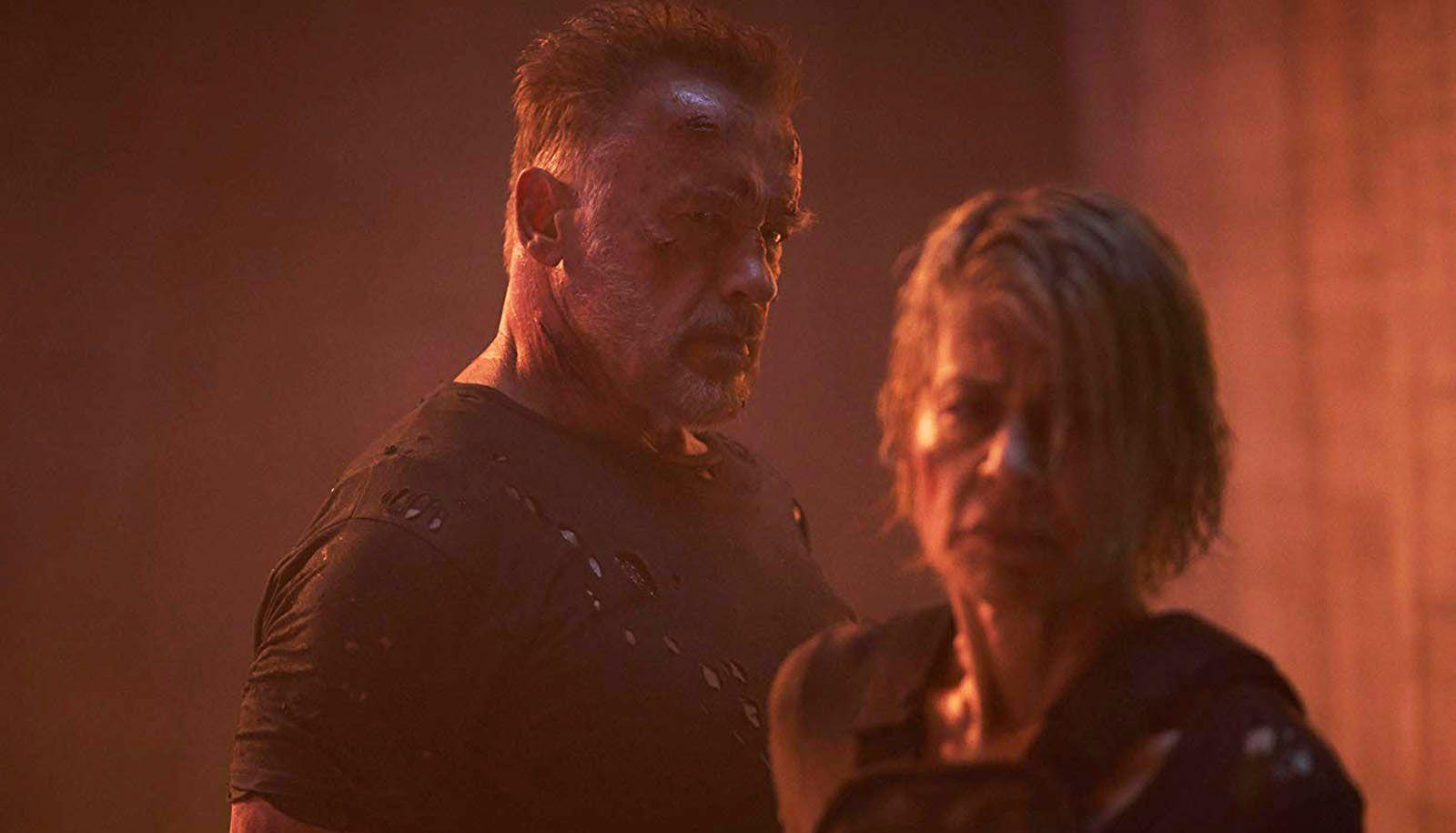 Terminator Dark Fate: Cameron termine... à tort