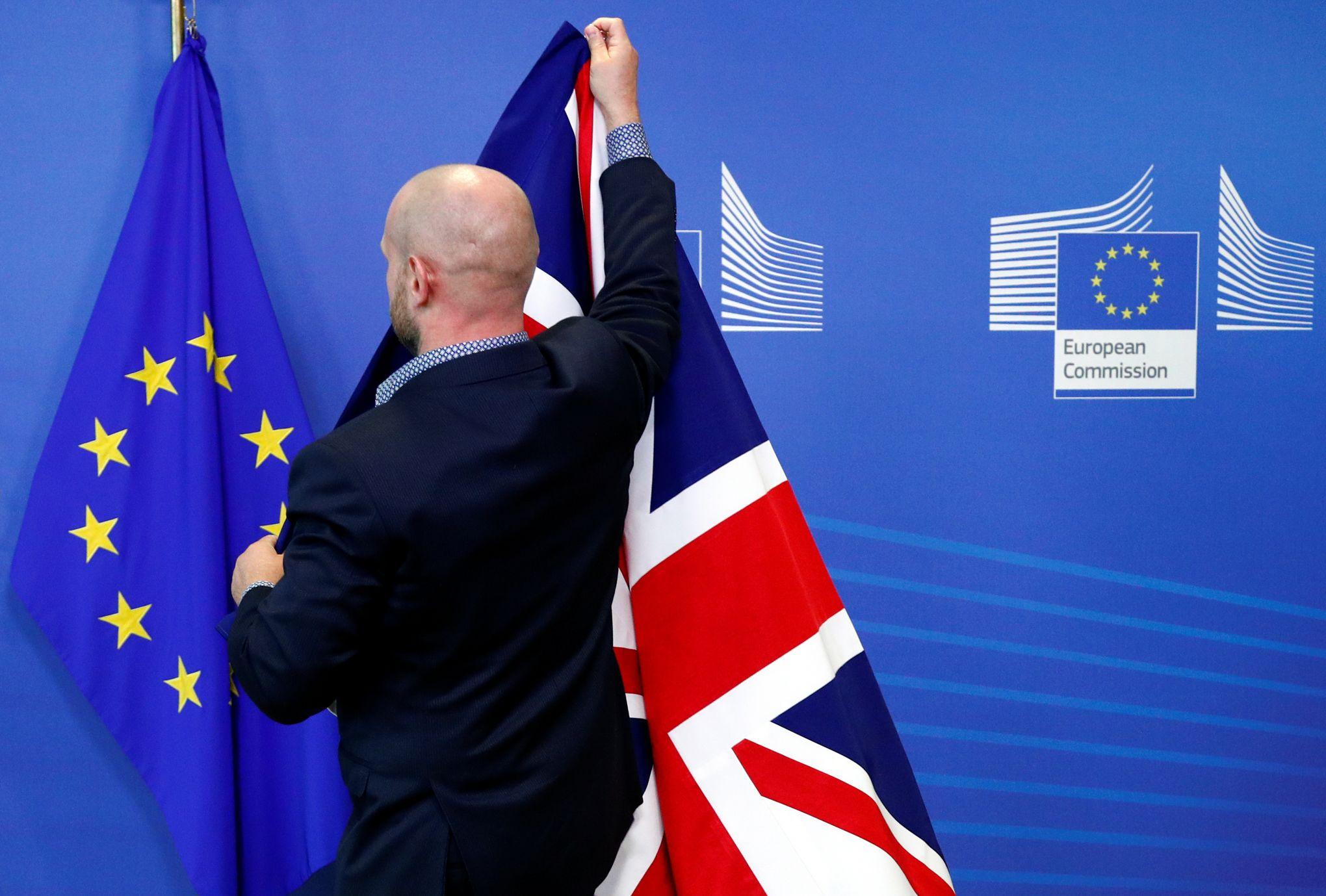 Brexit: les Vingt-Sept divergent déjà sur la durée du report