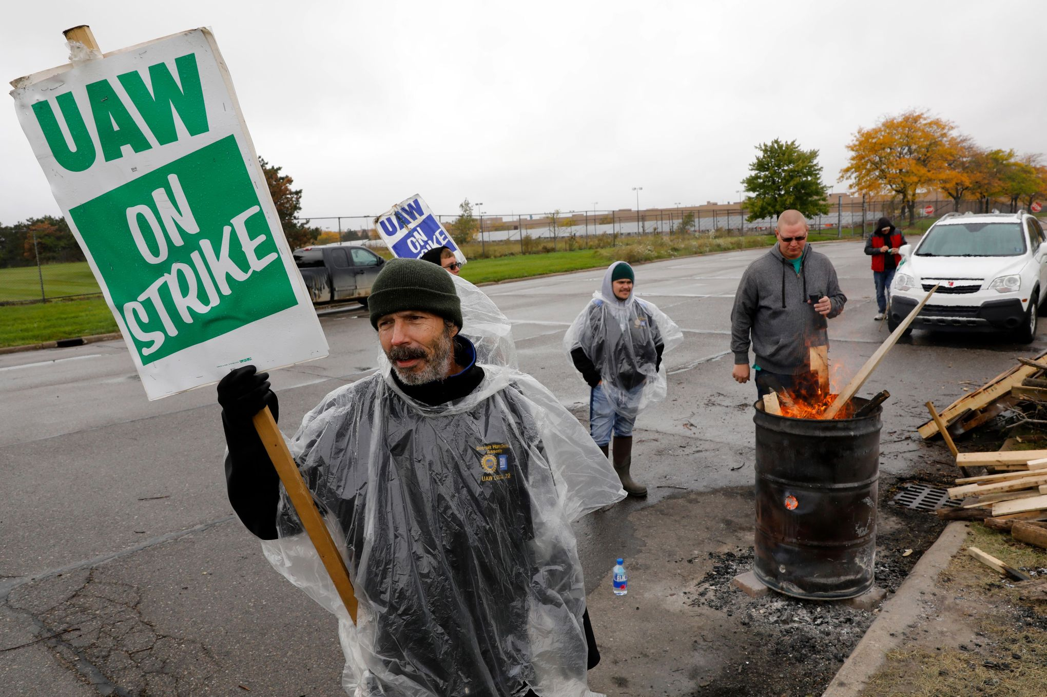 Fin d'une grève de 40 jours pour les 48 000 ouvriers de General Motors