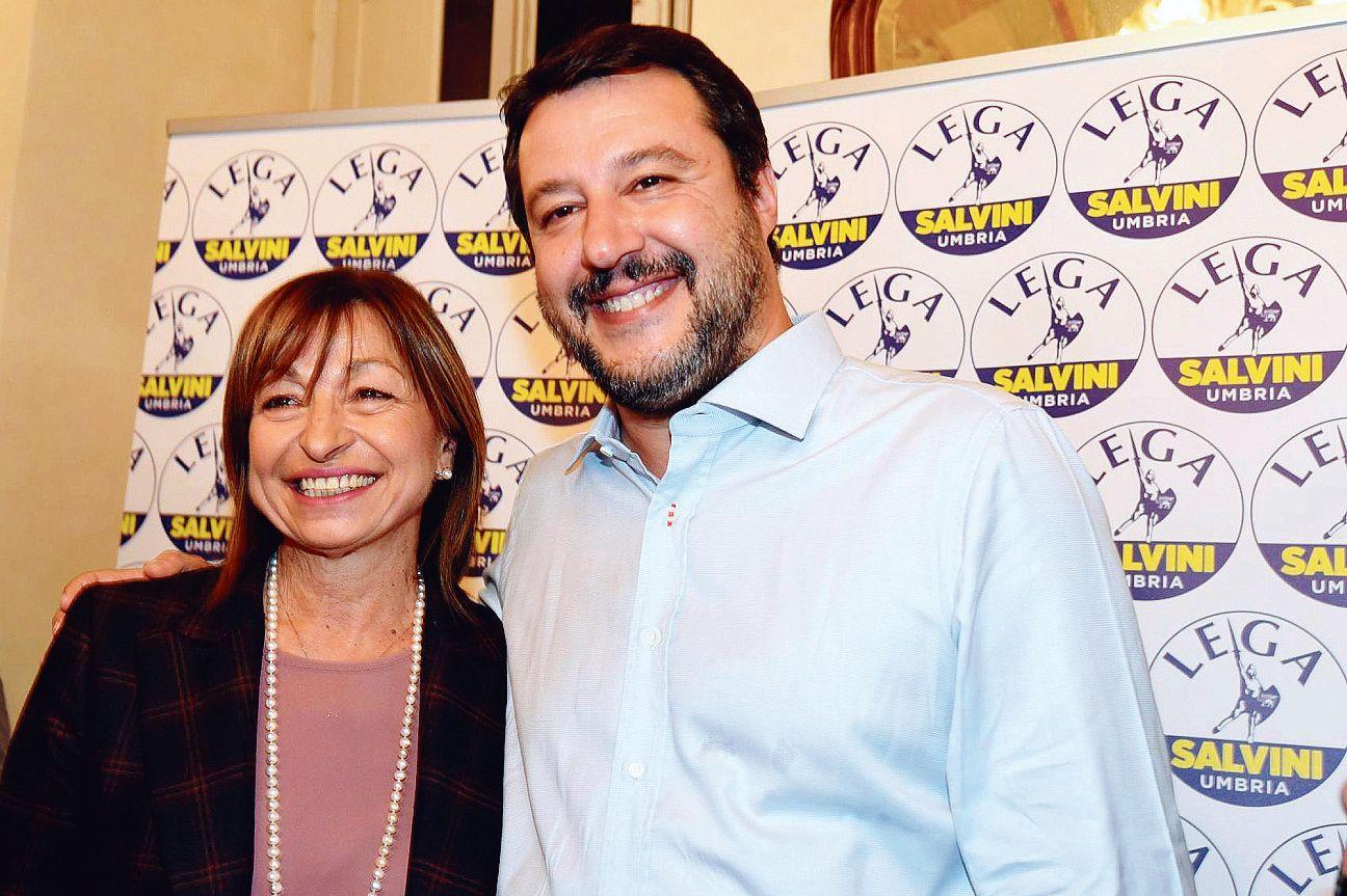 Italie: le triomphe de Salvini en Ombrie affaiblit le pouvoir