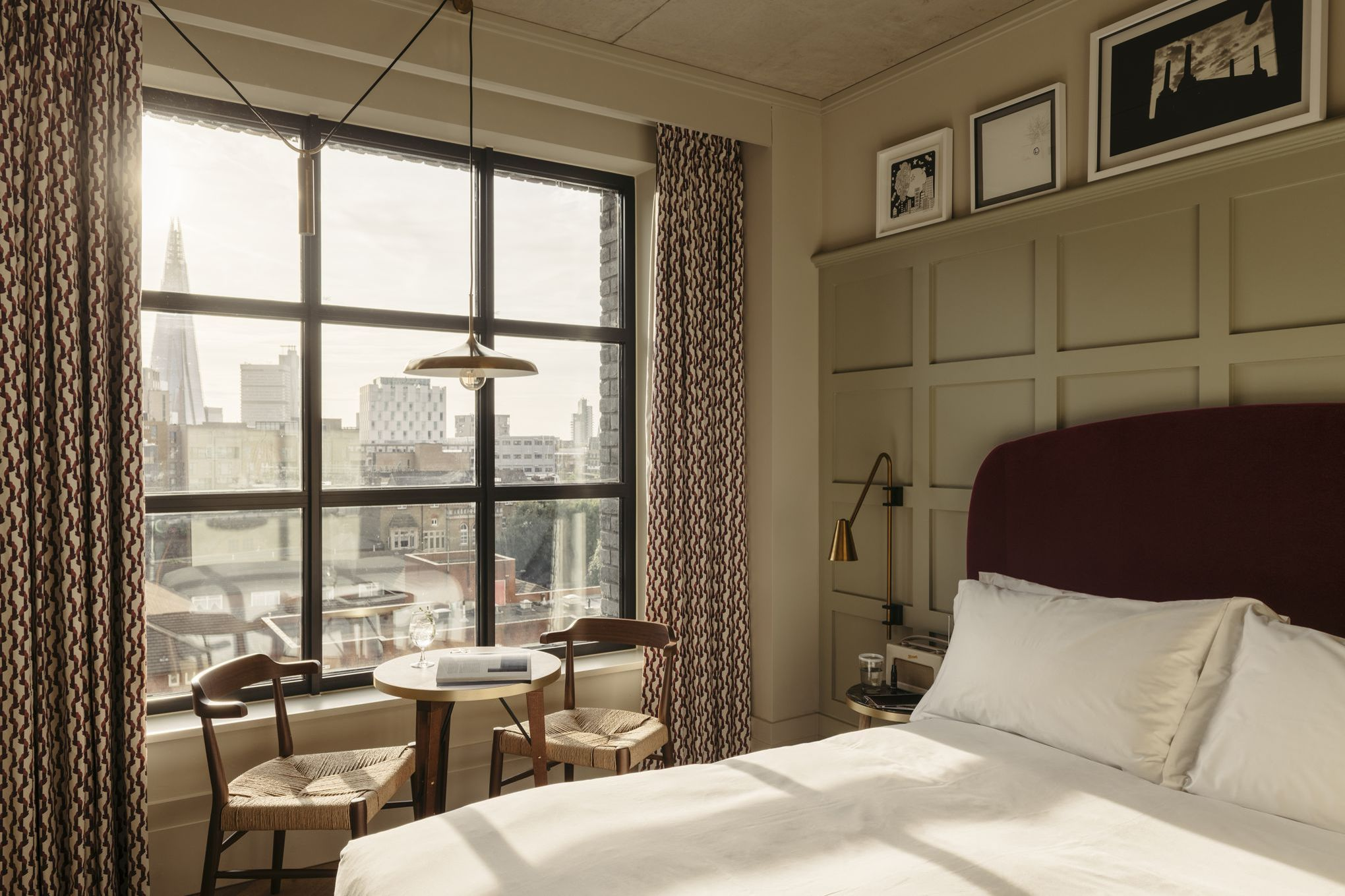 Idee Deco Chambre Londres the hoxton southwark, à londres: l'avis d'expert du «figaro»