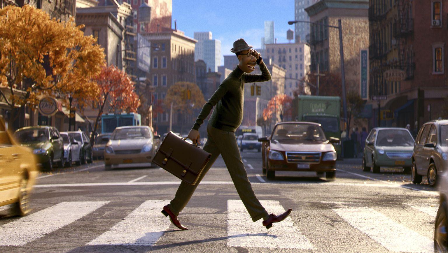 Découvrez Soul, le prochain Pixar qui explore le monde des âmes