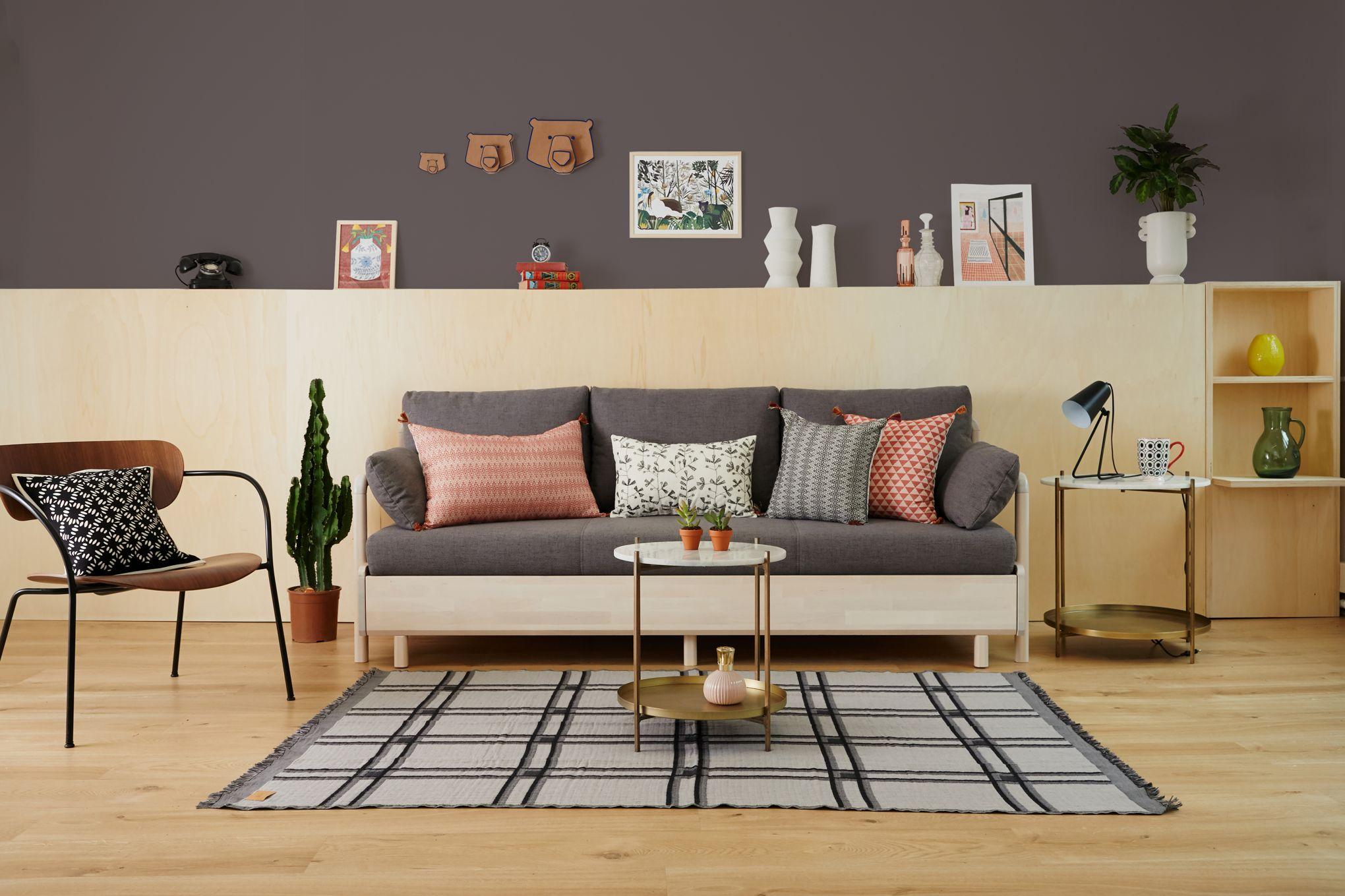 Choisir Un Canapé Densité tediber vous présente l'incroyable canapé-lit