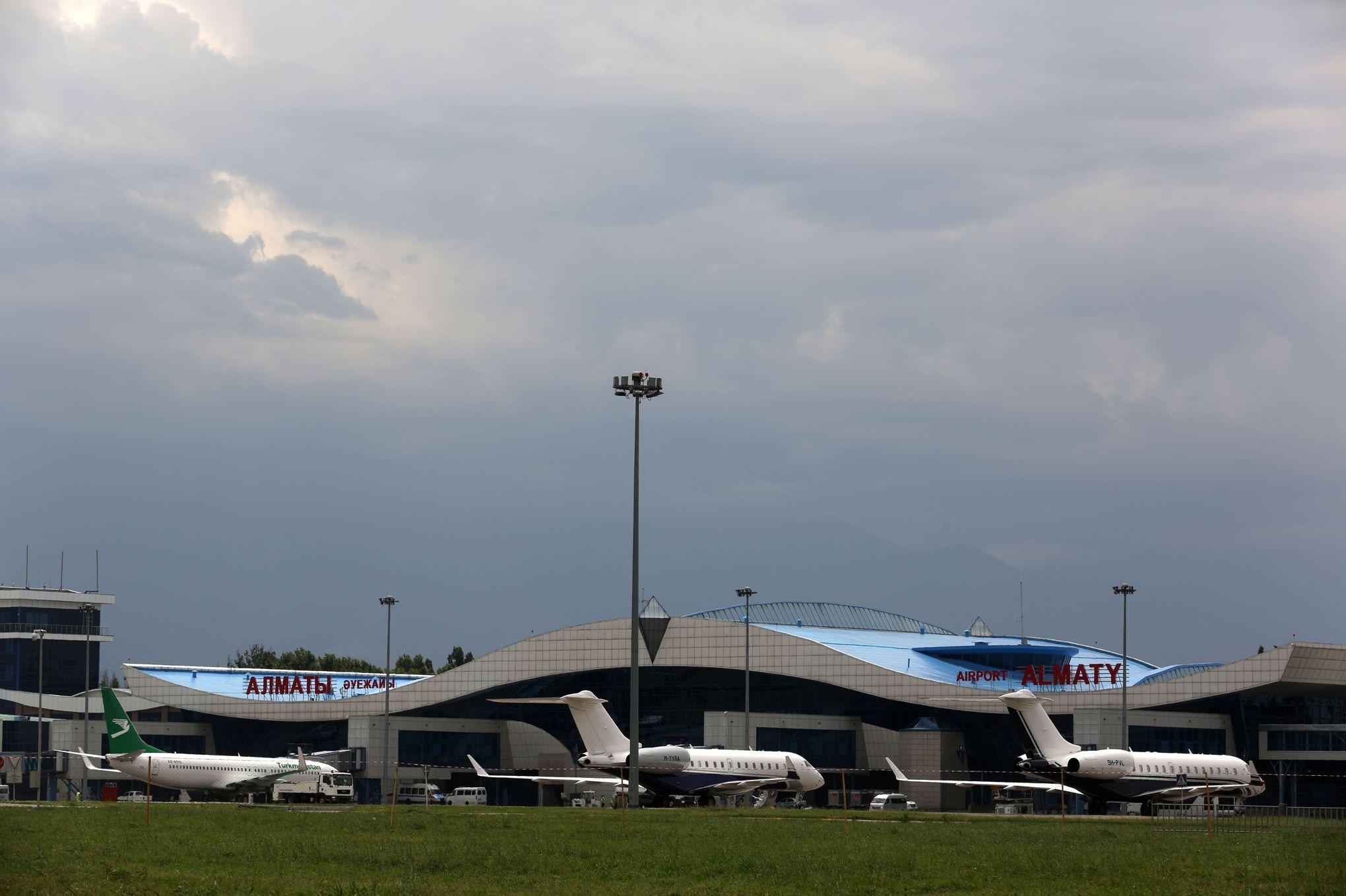 ADP sur le point d'atterrir au Kazakhstan
