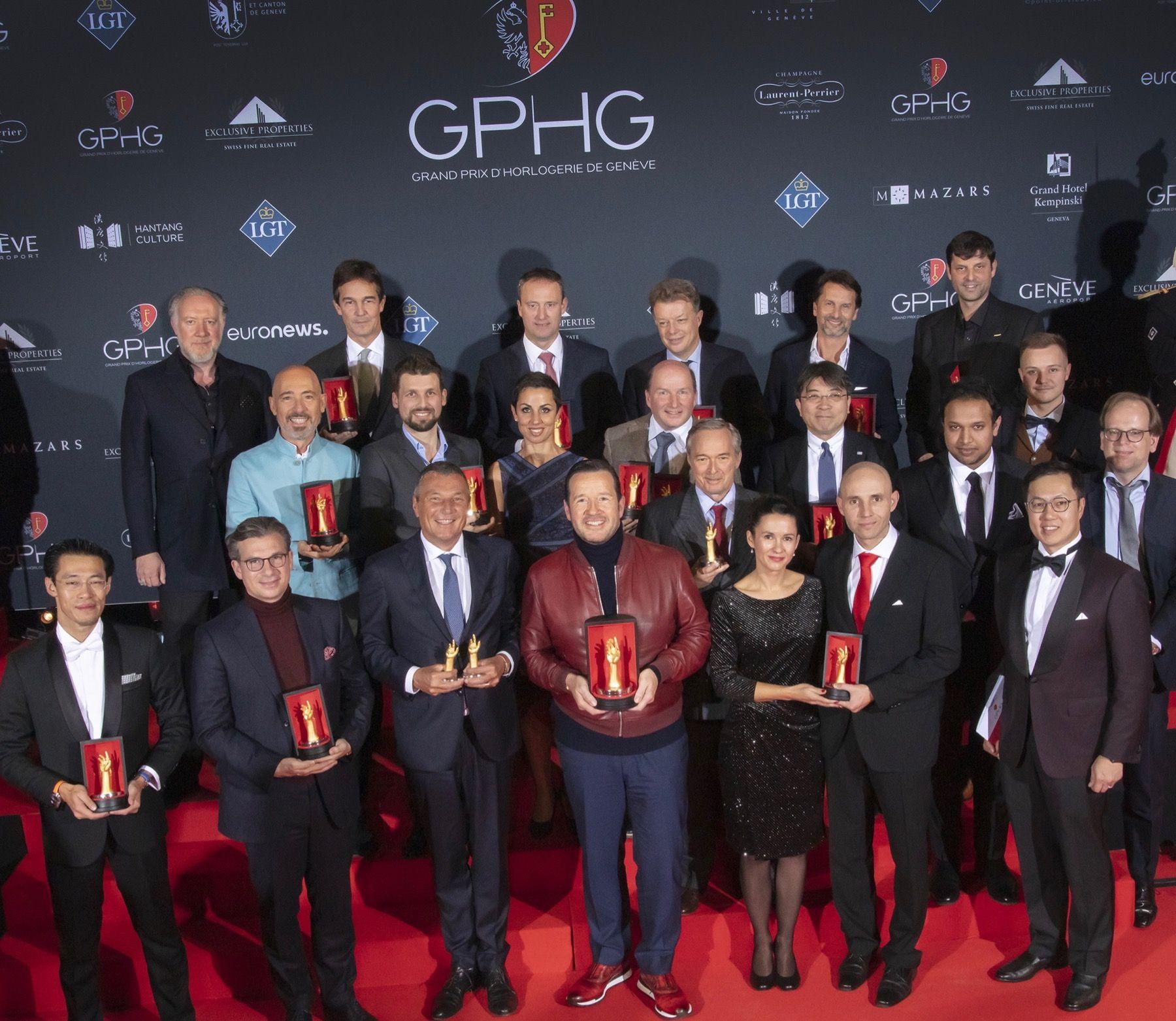 Oscars de l'horlogerie - Audemars Piguet sur le toit des montres