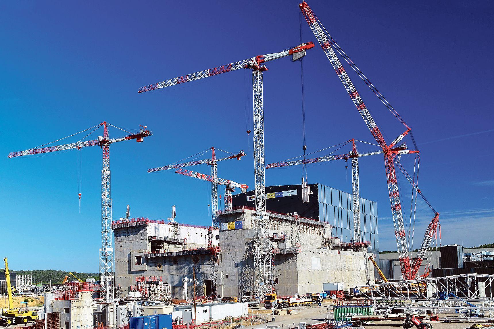 Iter, le projet de fusion nucléaire, avance pas à pas