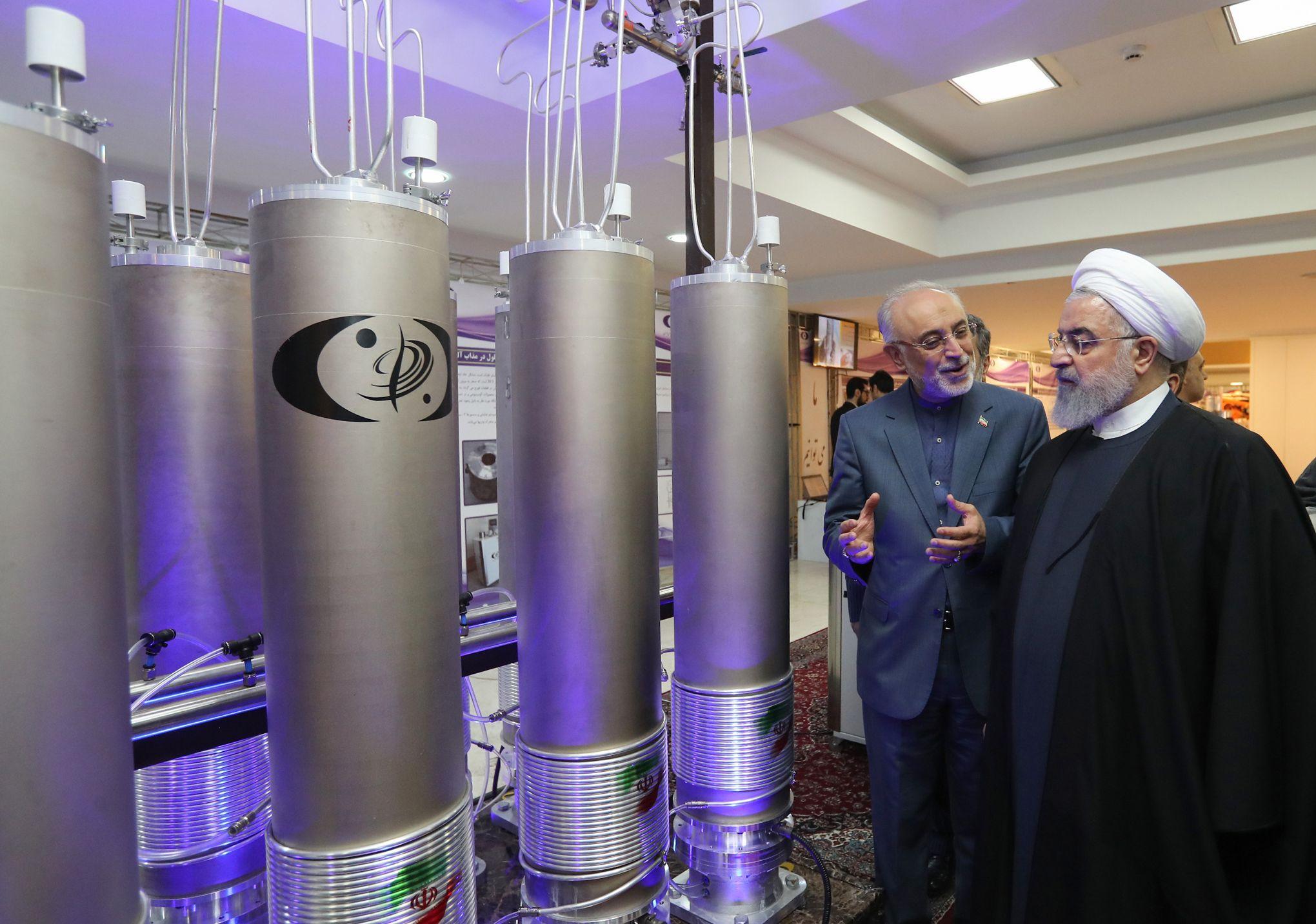 Nucléaire iranien: les Européens tirent la sonnette d'alarme