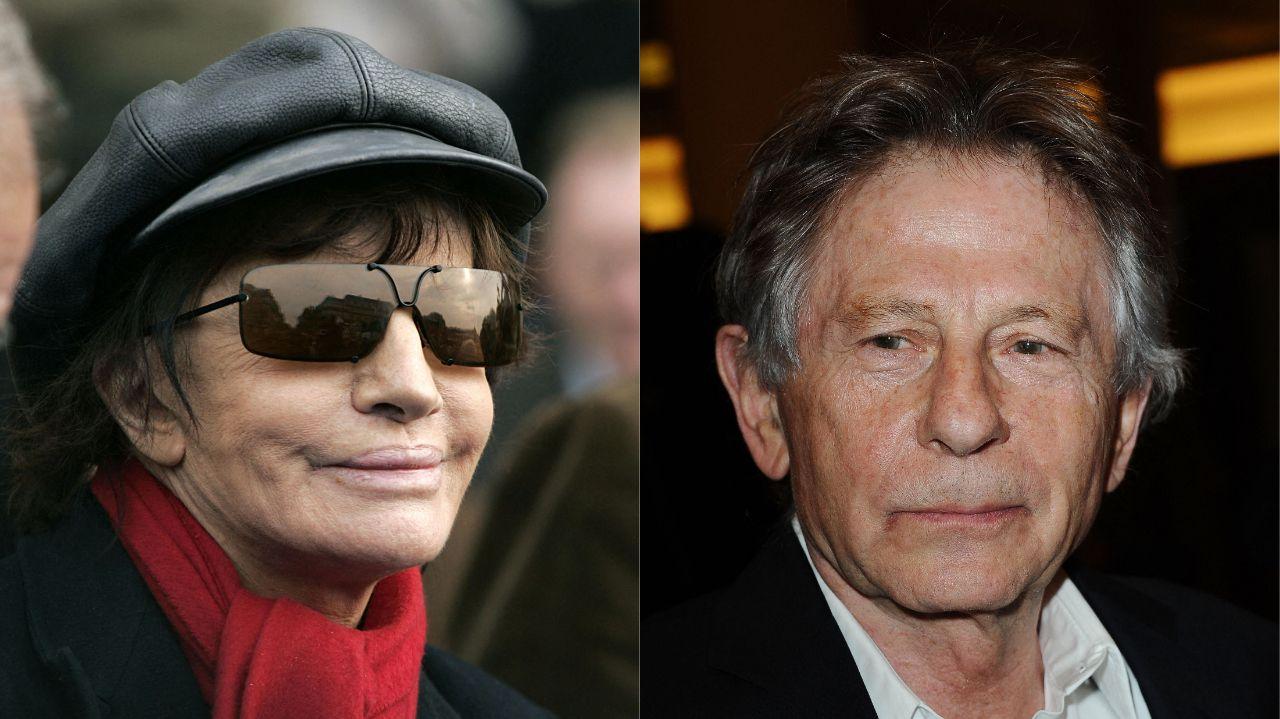 Roman Polanski est «victime de la jalousie» de ses accusateurs, selon Nadine Trintignant