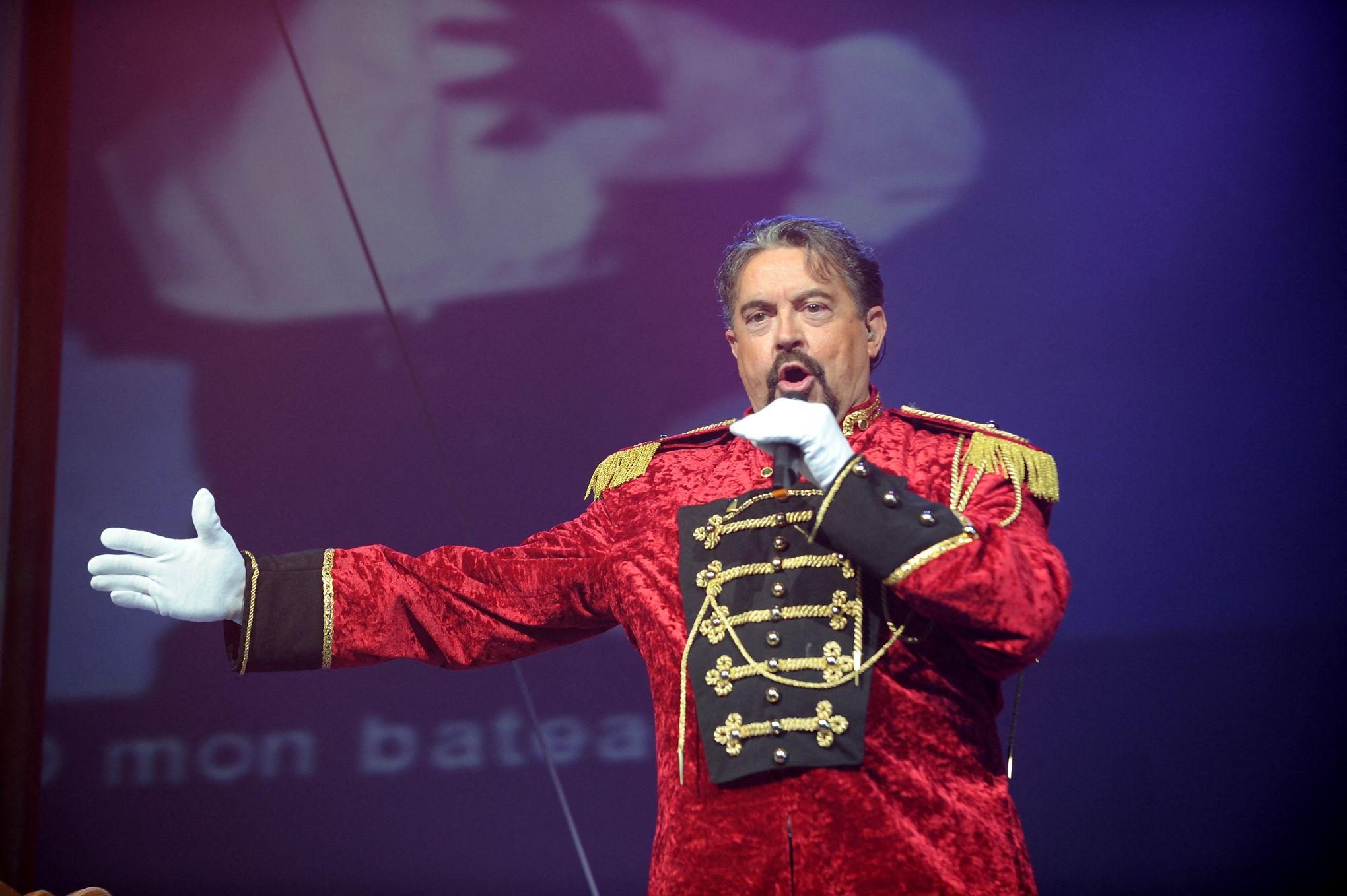 Éric Morena, interprète du tube Oh! Mon bateau, est mort