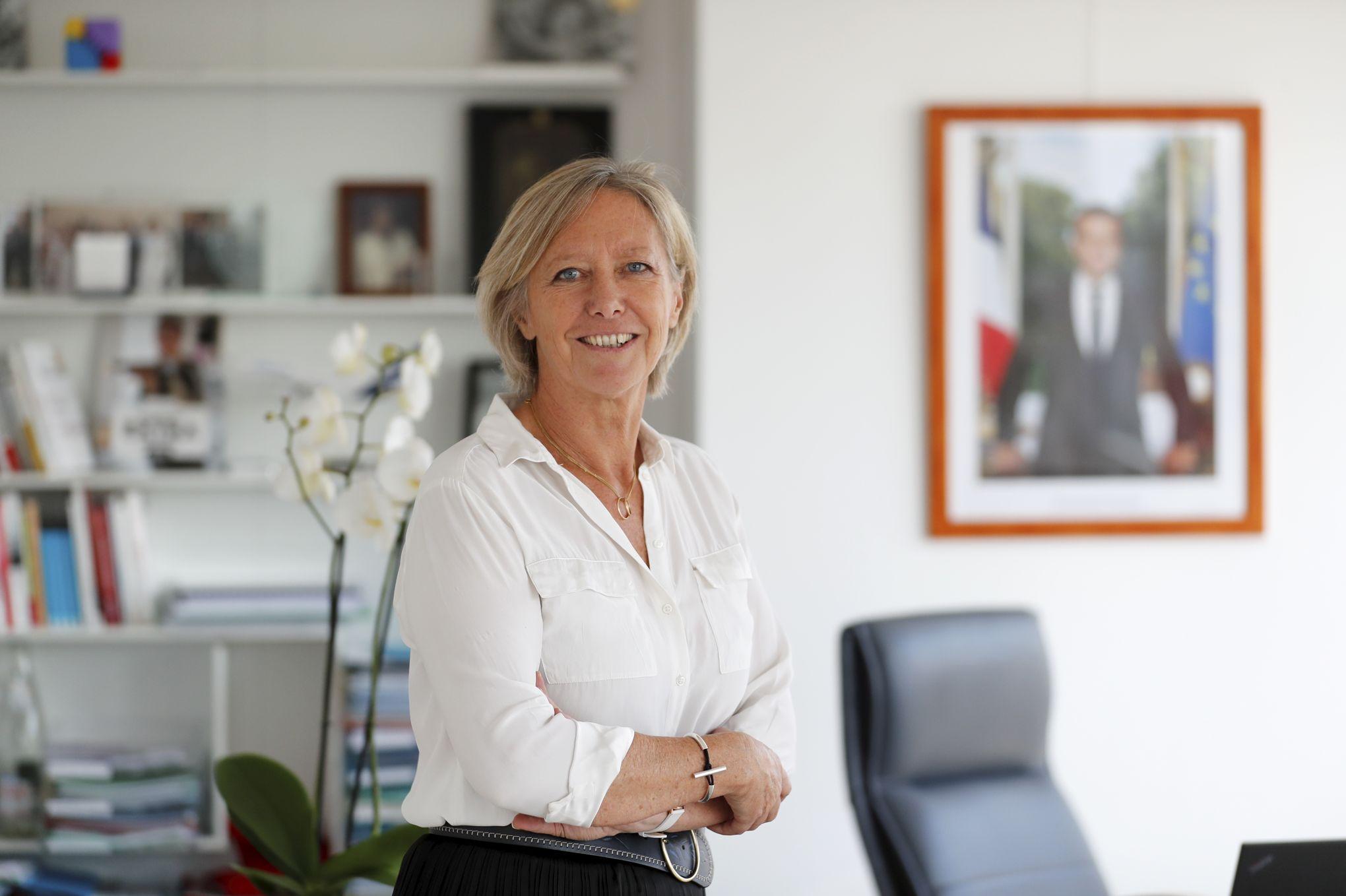 Sophie Cluzel : «Notre objectif est de changer le regard des recruteurs face au handicap»