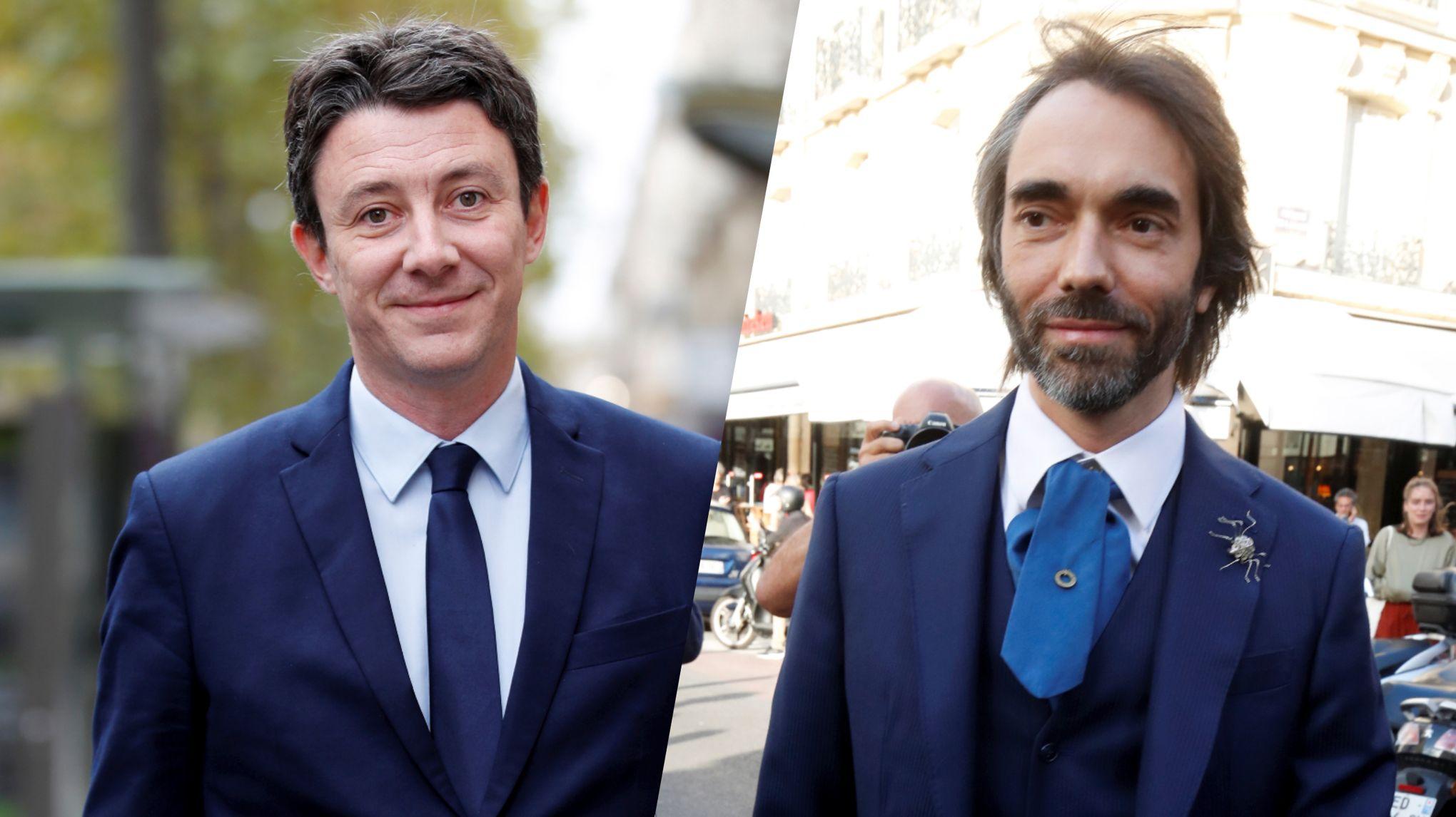 Municipales à Paris: entre Griveaux et Villani, la guerre des sondages est déclarée