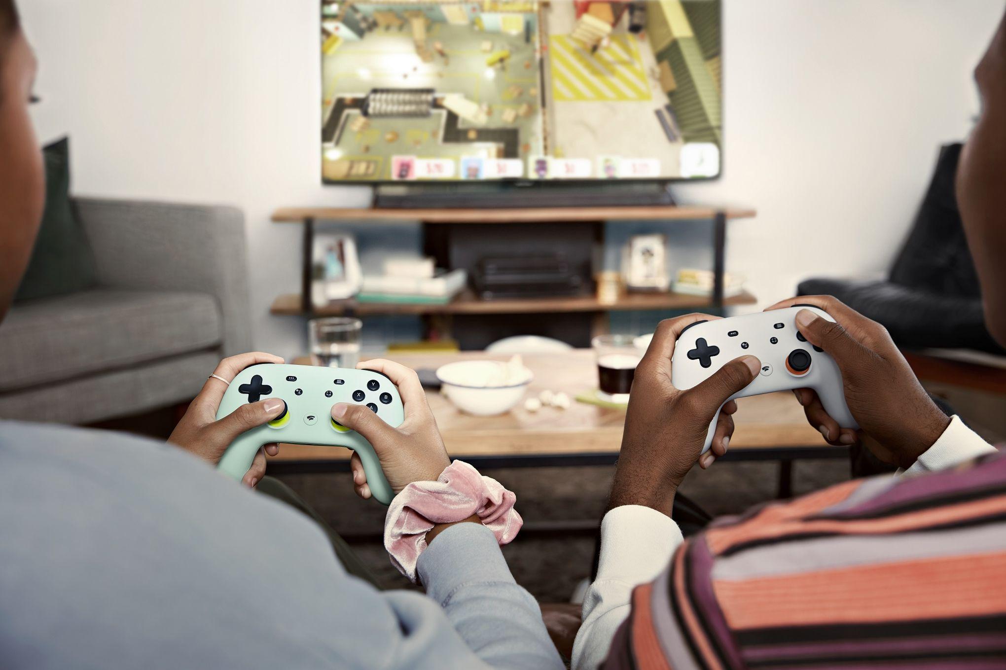 Le Figaro a testé Google Stadia: le futur du jeu vidéo a un goût d'inachevé