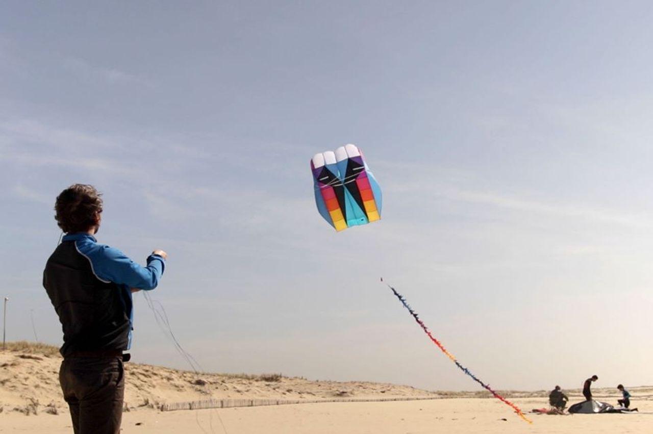 Une éolienne à voile pour rendre l'énergie renouvelable nomade