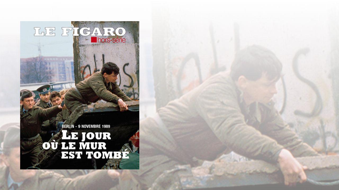 Michel de Jaeghere: «Le soir du 9 novembre 1989 a enterré la fin de l'Histoire»