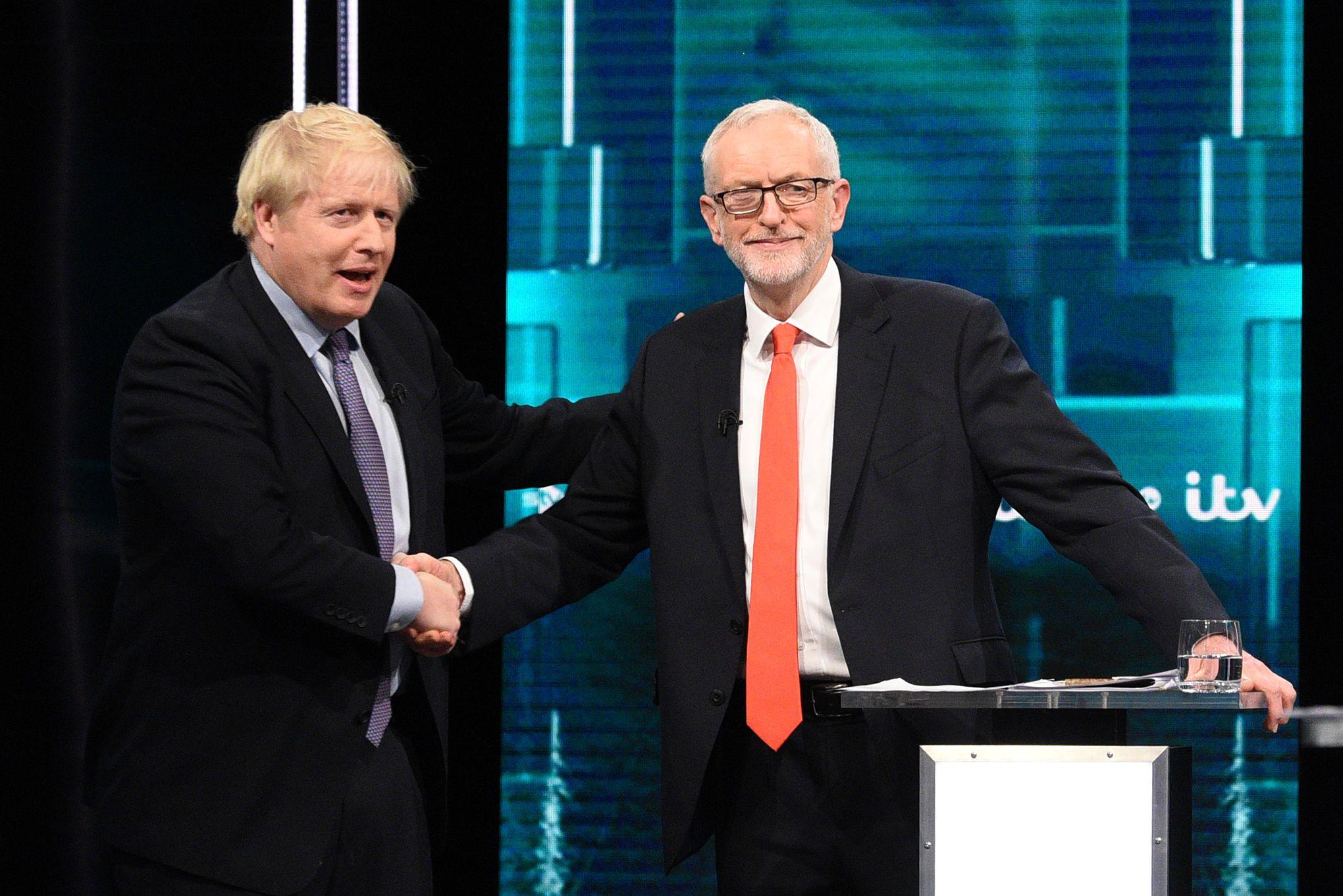 Royaume-Uni: un premier duel entre Johnson et Corbyn sans réel vainqueur