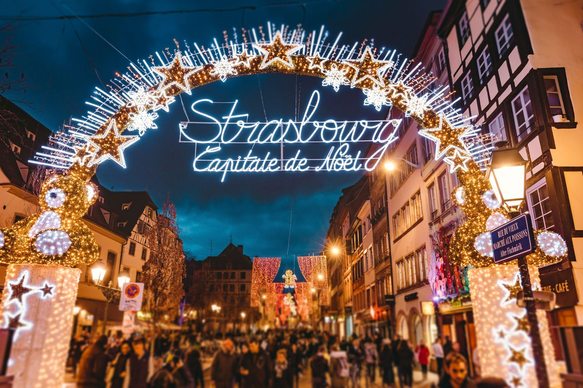 Marché de Noël de Strasbourg, notre guide pour bien en profiter