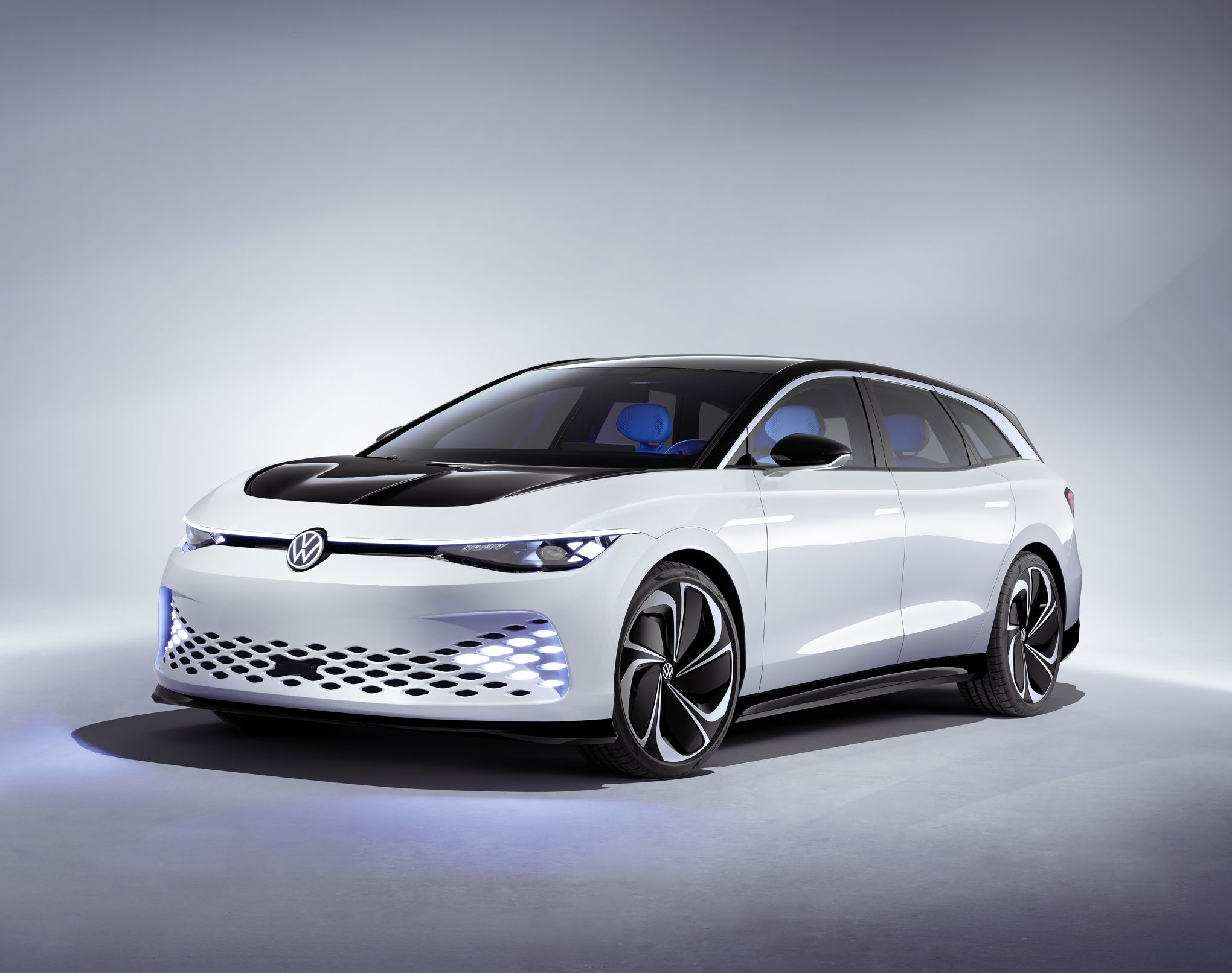 Volkswagen ID Space Vizzion, un break électrique