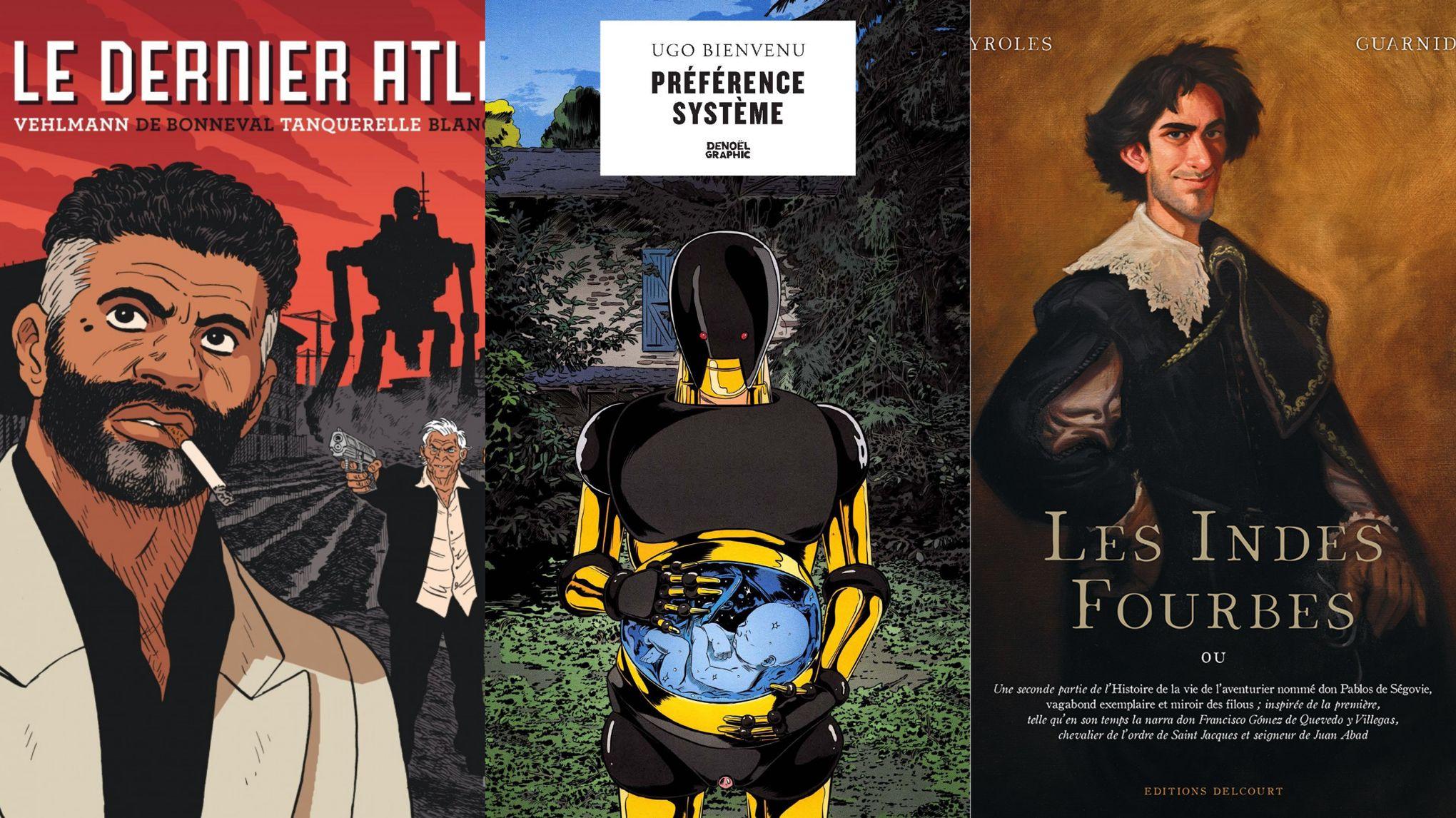 Festival d'Angoulême: 72 albums en compétition, dont 43 en sélection officielle