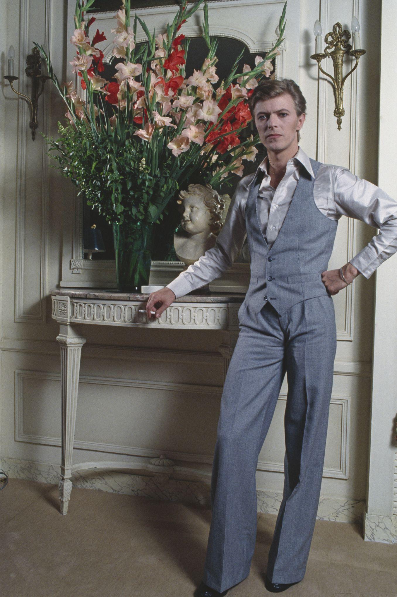 David Bowie, l'artisan derrière la star