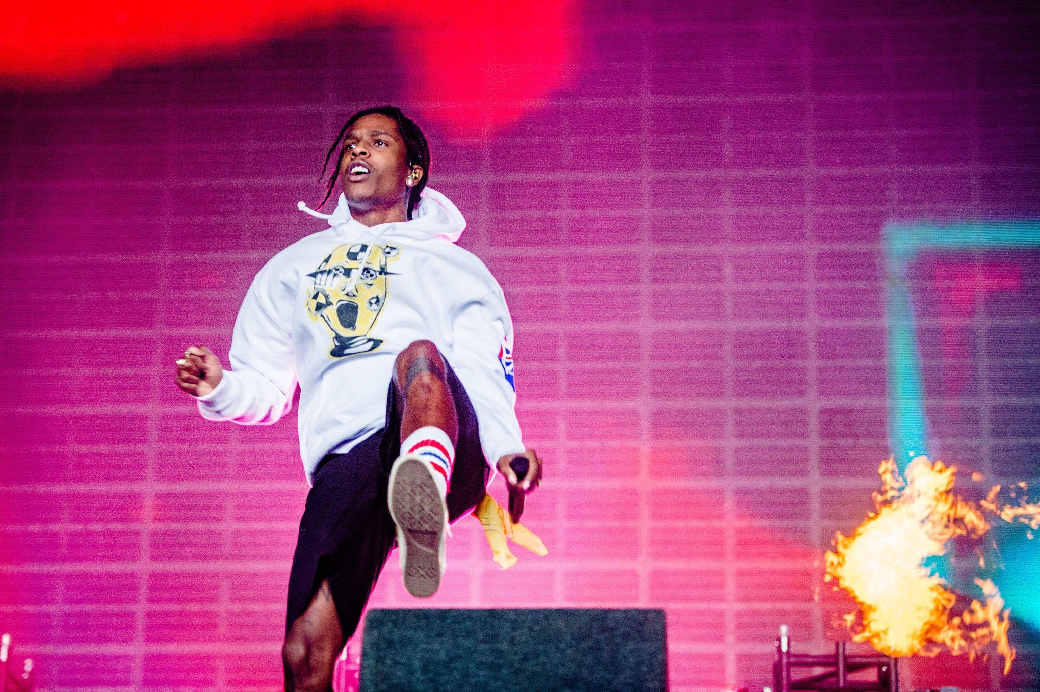 A$AP Rocky annonce son retour en Suède pour un concert caritatif