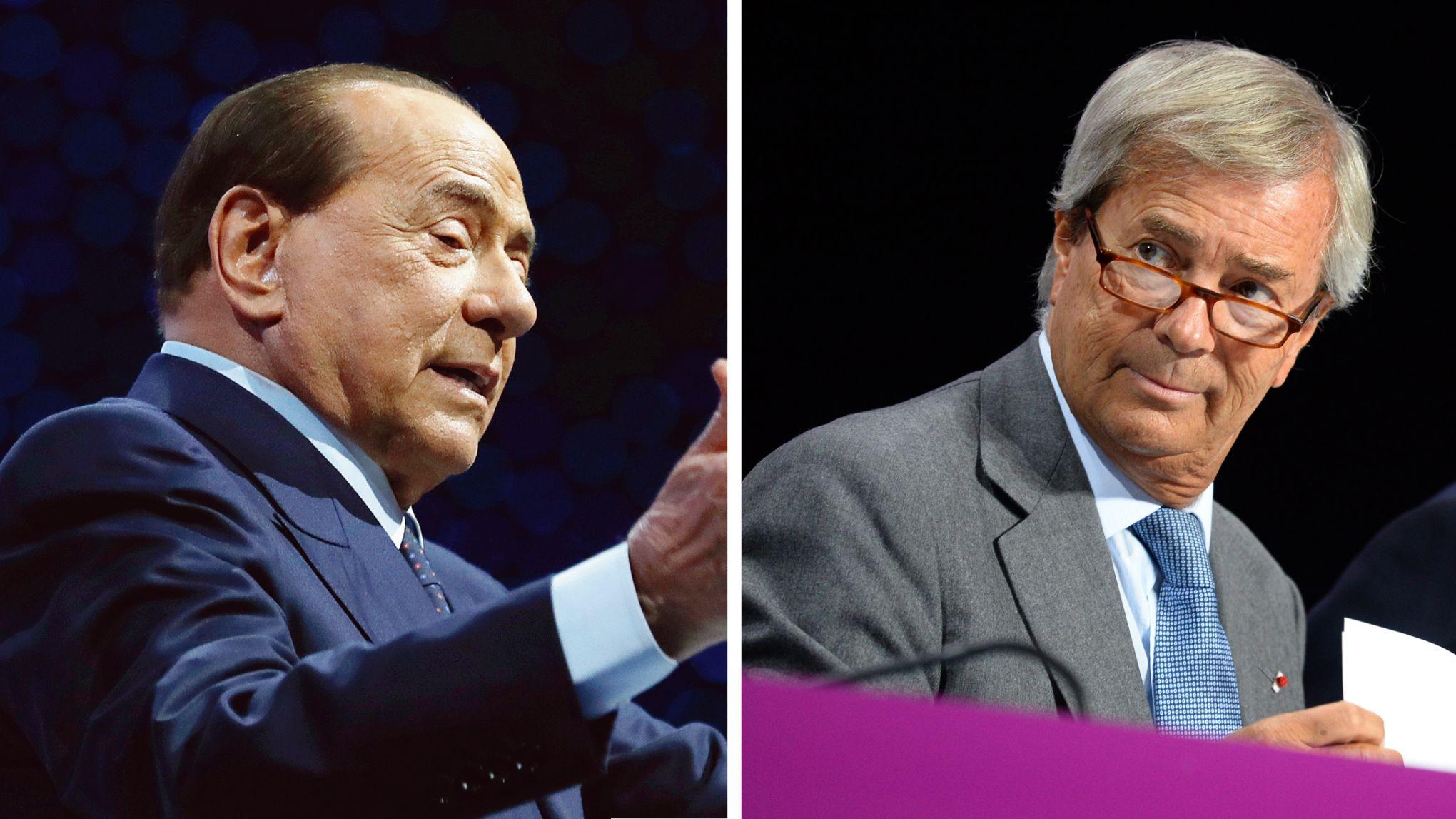 Accord en vue entre Vivendi et Mediaset