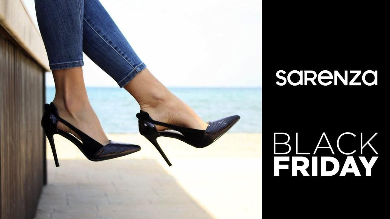 Black Friday Sarenza 2019: Retrouvez tous les bons plans mode
