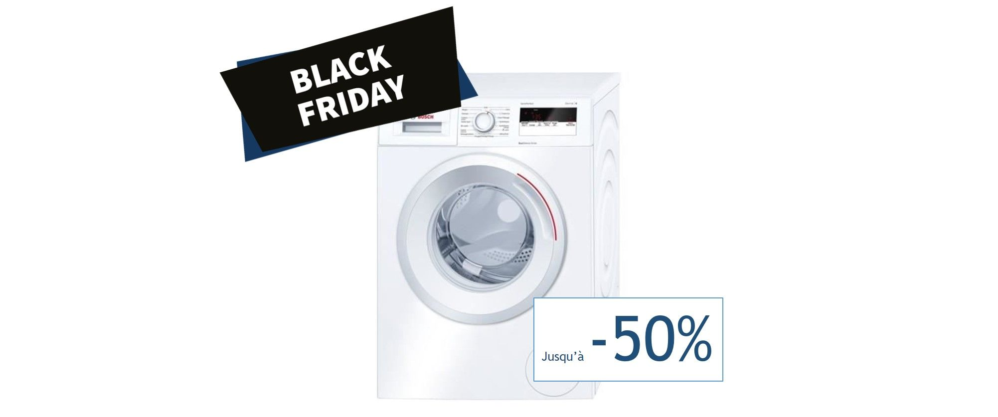 boutique de sortie luxuriant dans la conception clair et distinctif Black Friday: Lave-linge, lave-vaisselle… Tous les prix doux ...