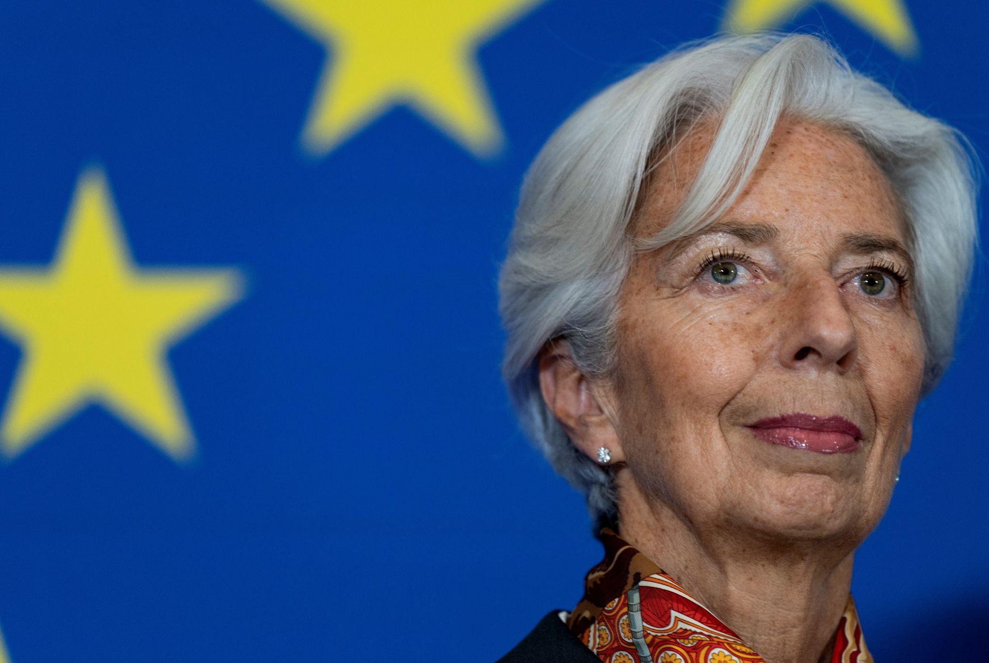 Christine Lagarde plaide pour une mission climat de la BCE