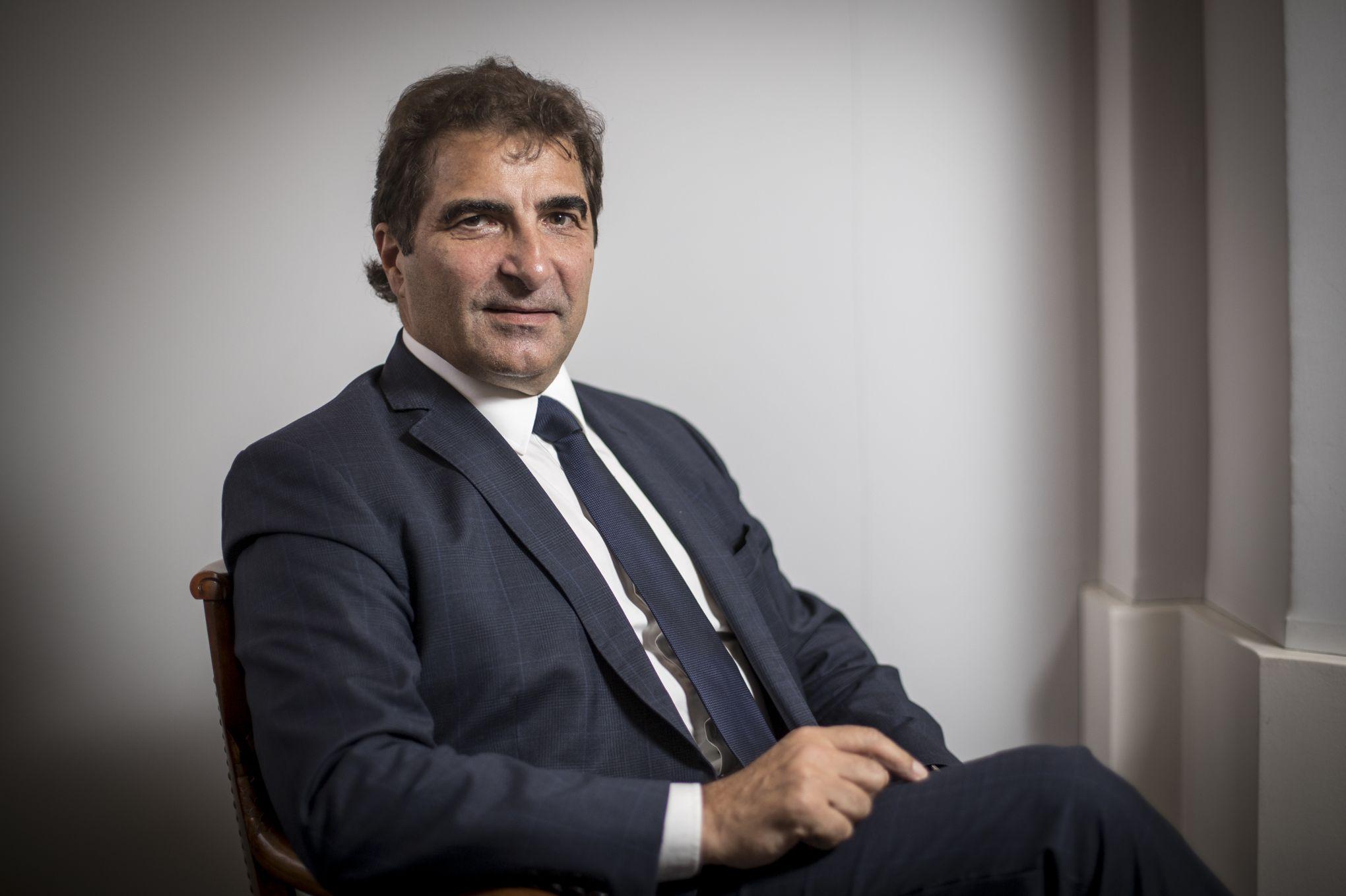 Éric Zemmour: «La faute de Christian Jacob»