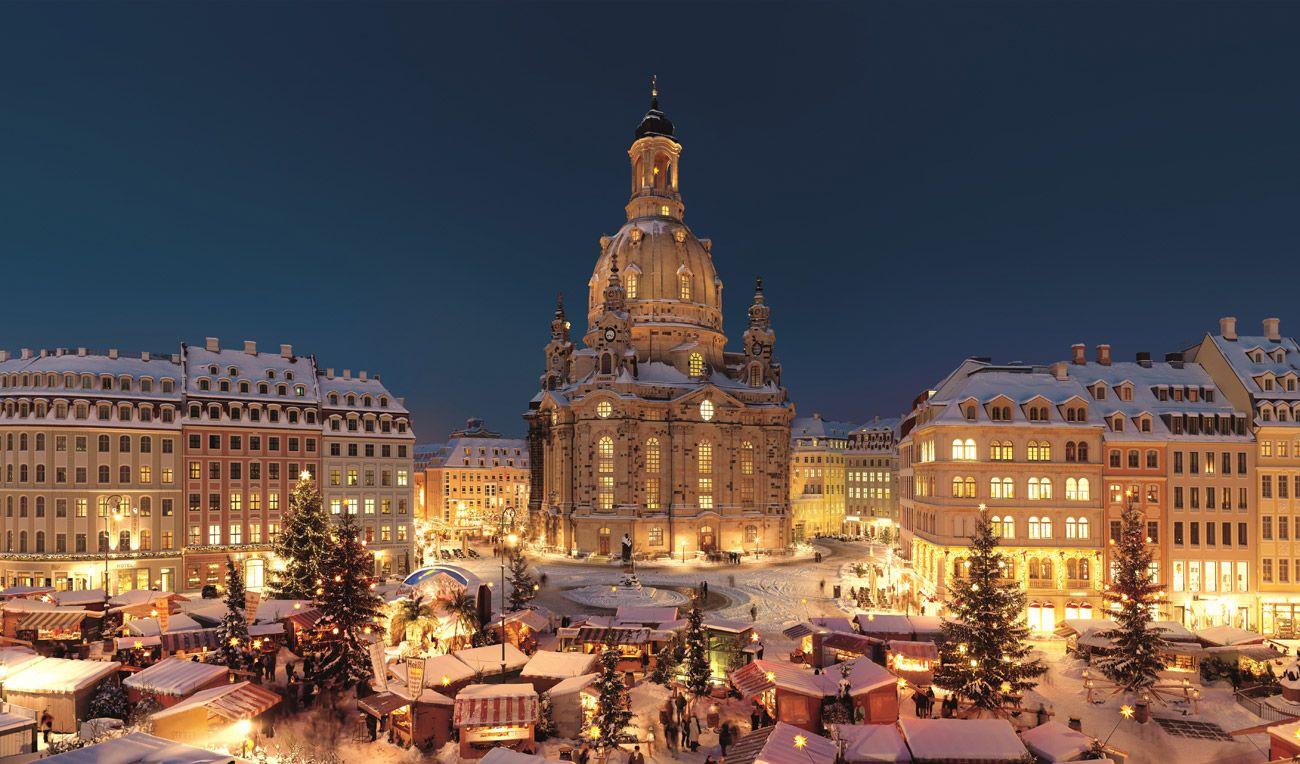 Quinze marchés de Noël inoubliables à travers le monde