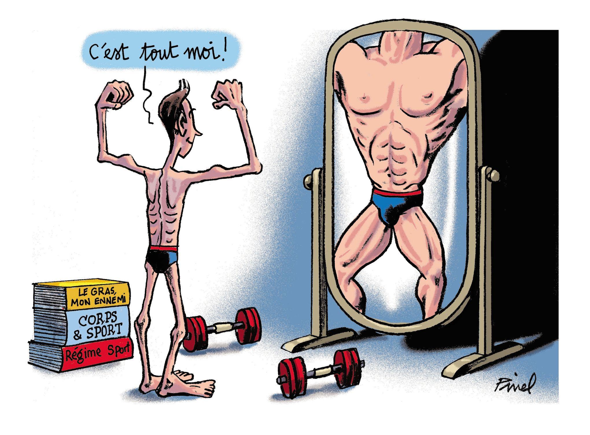 Anorexie: attention aux garçons!