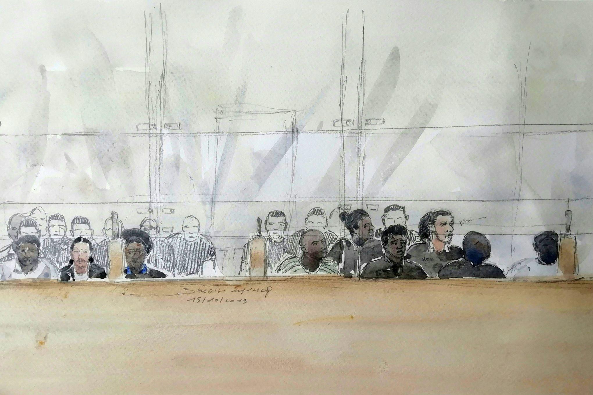 Policiers brûlés vifs à Viry-Châtillon: «La faiblesse des peines est un message de laxisme»