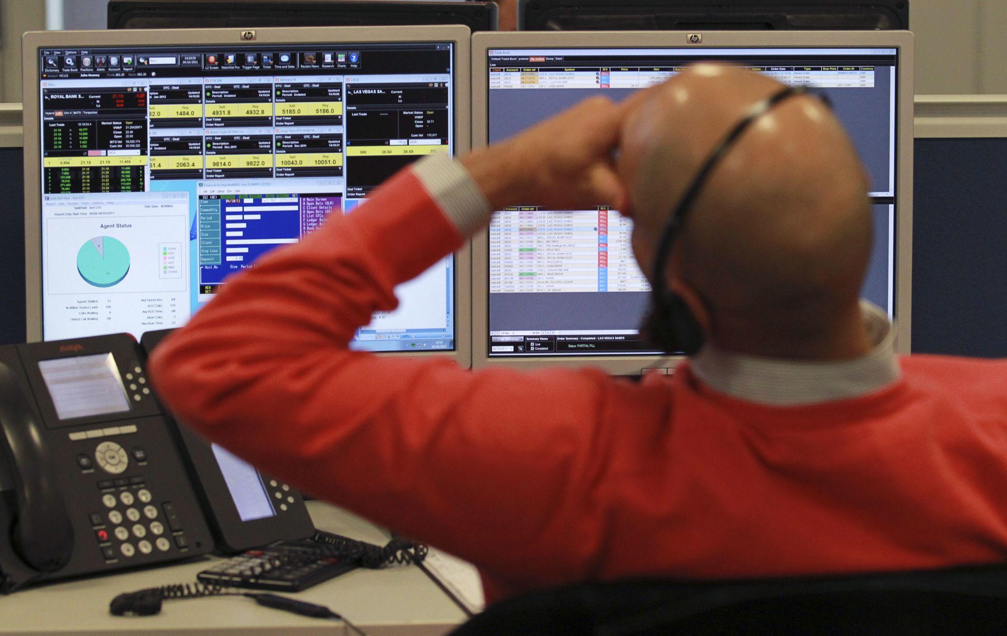 La Bourse de Paris fait un petit pas en avant