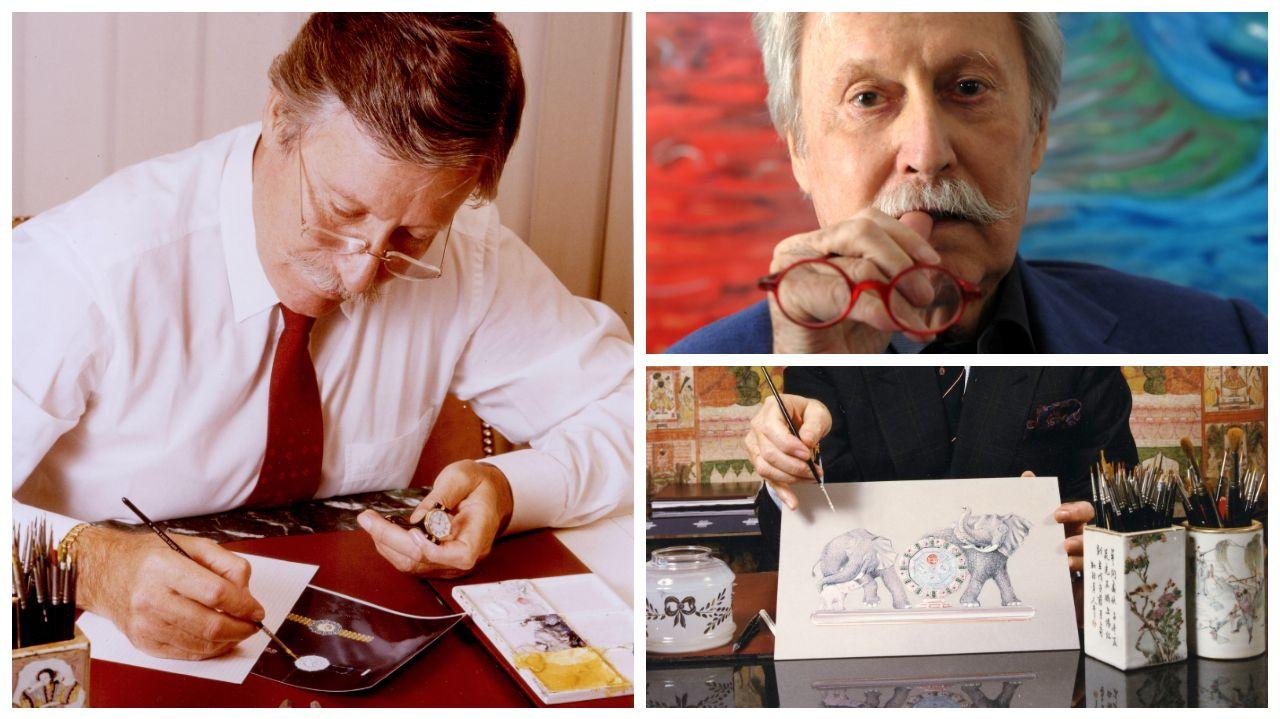 Gérald Genta, le Picasso des montres