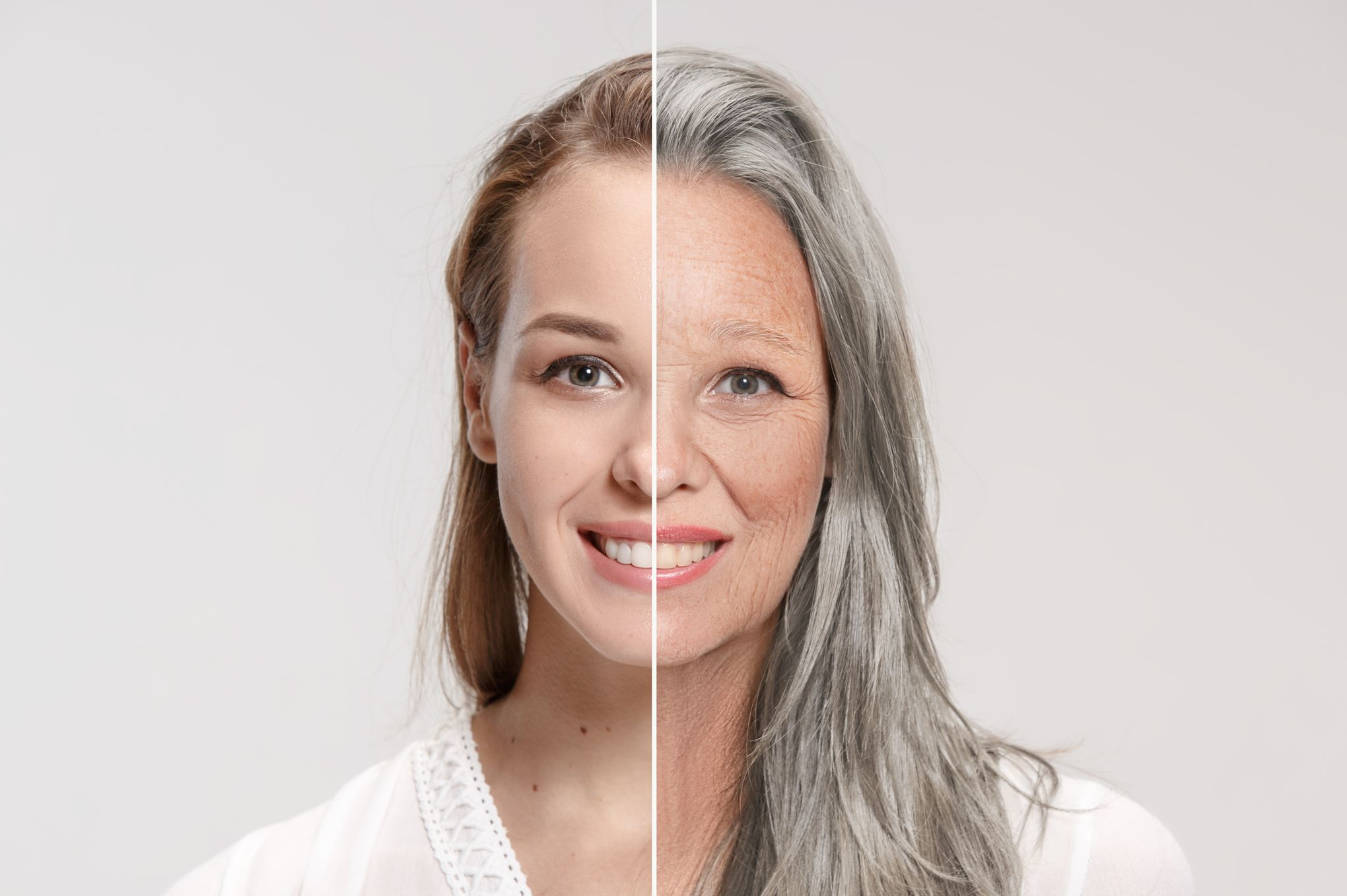 Pourquoi les cheveux deviennent-ils blancs avec l'âge?