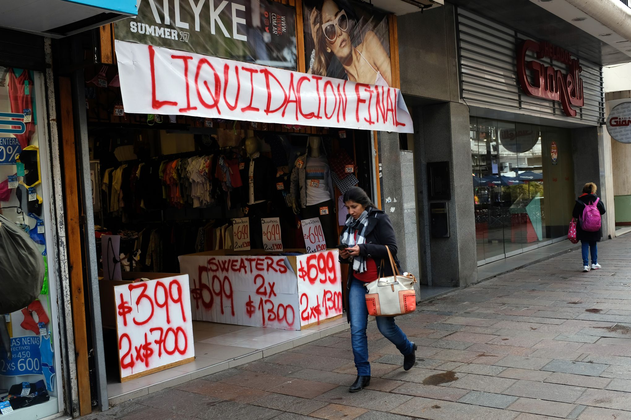 Face à la crise, de plus en plus d'Argentins se tournent vers l'Europe