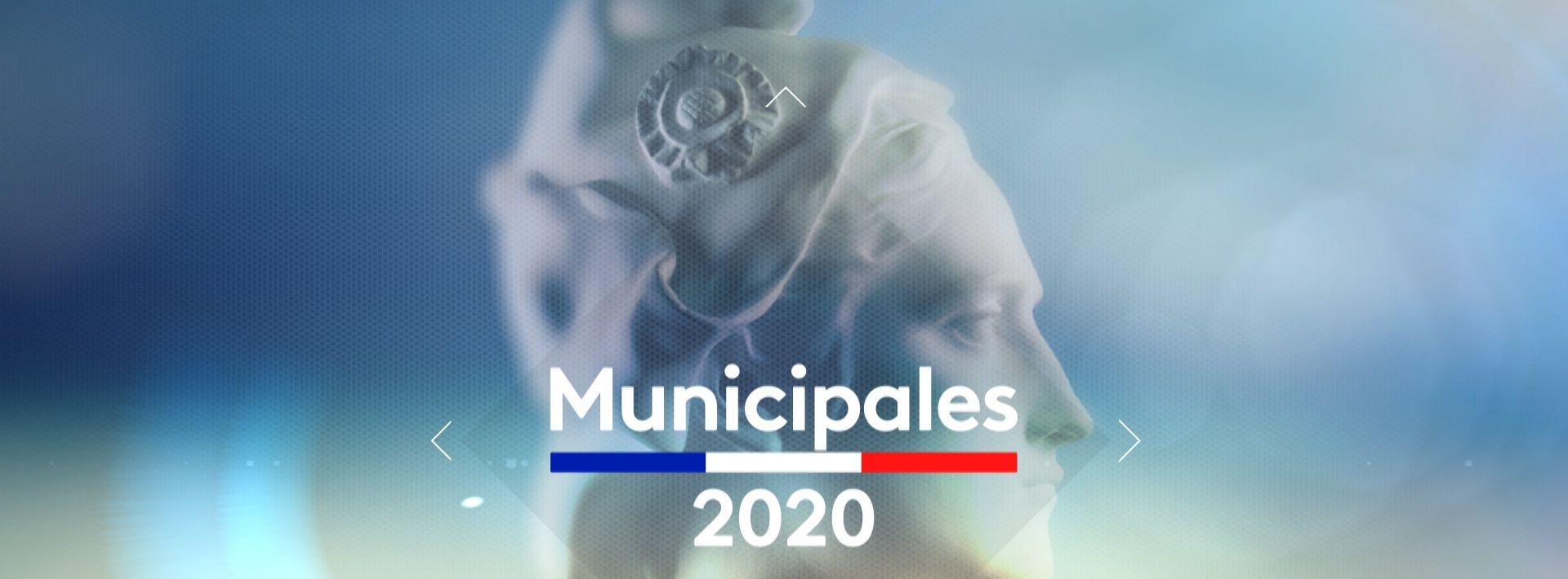 Municipales: dispositif «sans précédent» sur France Télévisions
