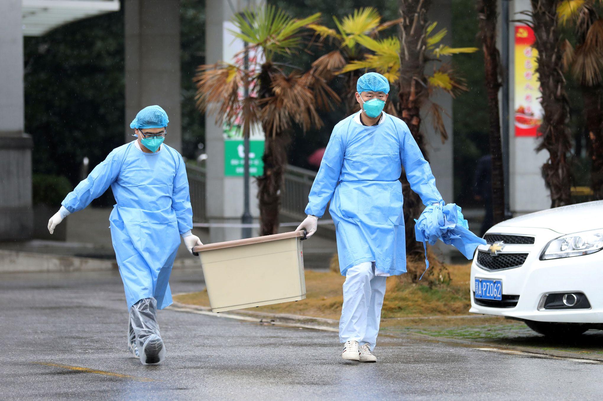 Questions sur 2019-nCoV, le nouveau virus chinois qui inquiète le monde