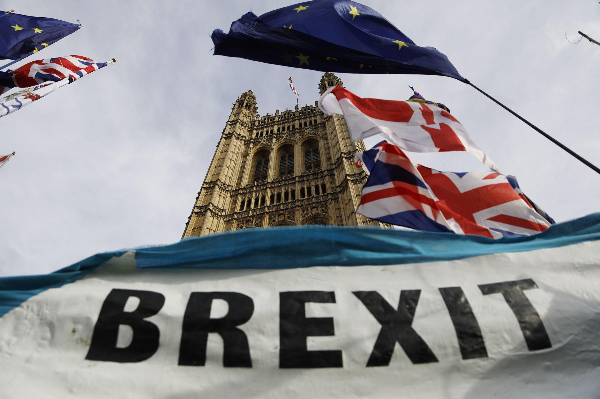 Brexit: Pour le FMI, l'apocalypse promis n'aura pas lieu