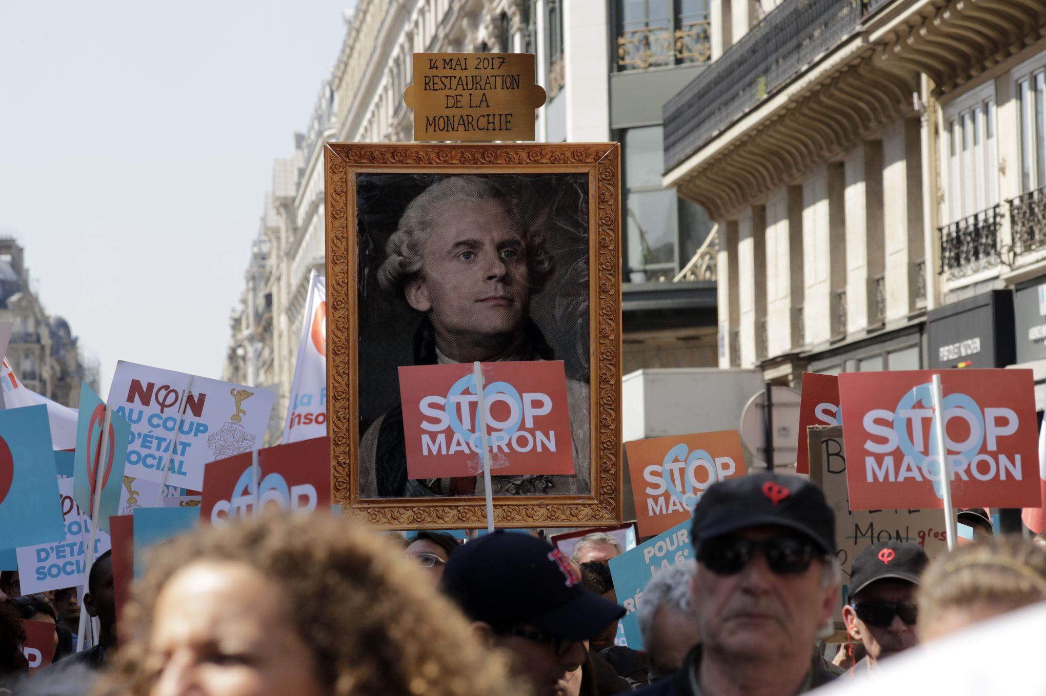 L'obsession de l'extrême gauche pour la mort du roi révèle sa méconnaissance de l'histoire