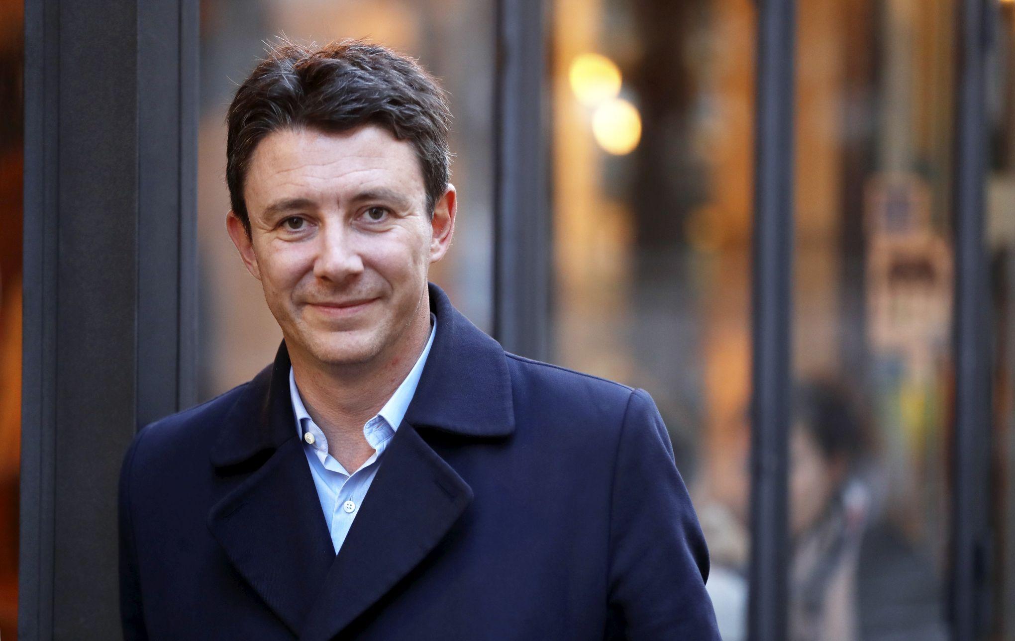 Benjamin Griveaux: «Il est temps de reprendre le contrôle de la ville» de Paris