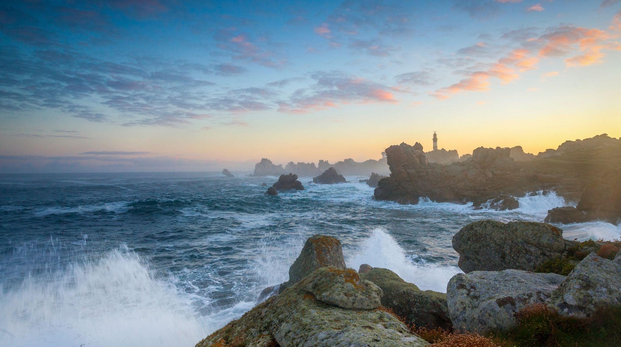 Sauvage et spectaculaire, cinq bonnes raisons d'aller sur l'île d'Ouessant cet hiver