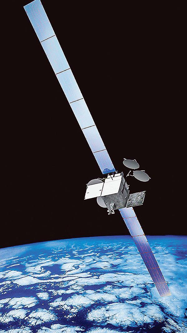 Un satellite menace d'exploser en milliers de débris spatiaux